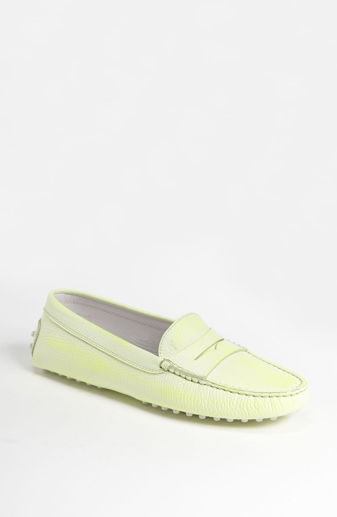 Alternate Image 1 Selected - Tod's 'Neon Gommini' Moccasin