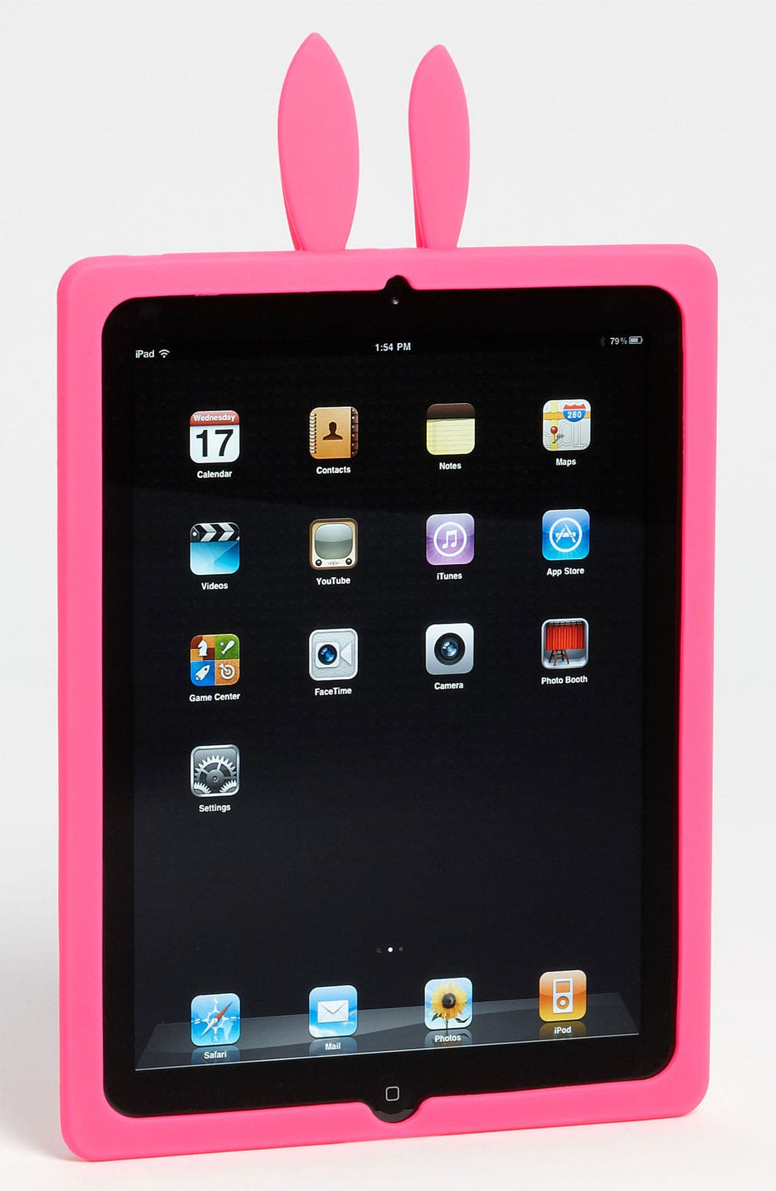 Alternate Image 3  - MARC BY MARC JACOBS 'Katie the Bunny' iPad Case