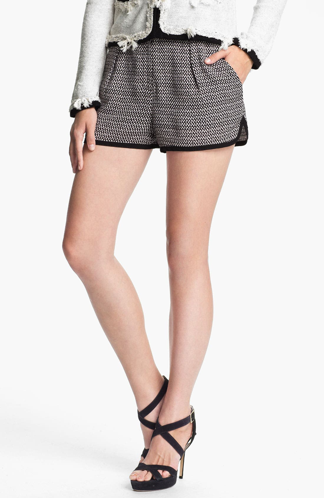 Main Image - Mcginn 'Scout' Checkered Shorts