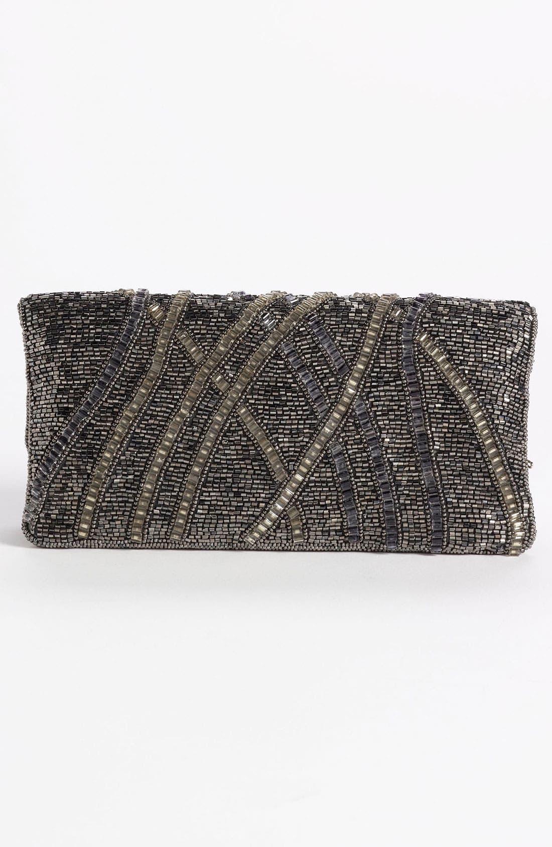 Alternate Image 4  - Moyna Beaded Foldover Clutch