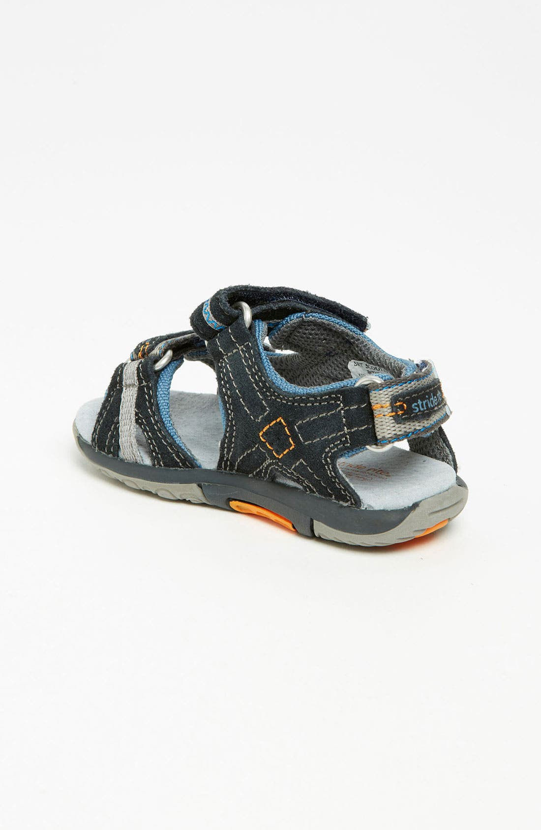 Alternate Image 2  - Stride Rite 'Scooter' Sandal (Baby, Walker & Toddler)
