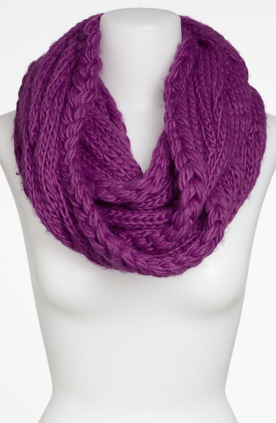 Alternate Image 1 Selected - BP. Chunky Knit Infinity Scarf