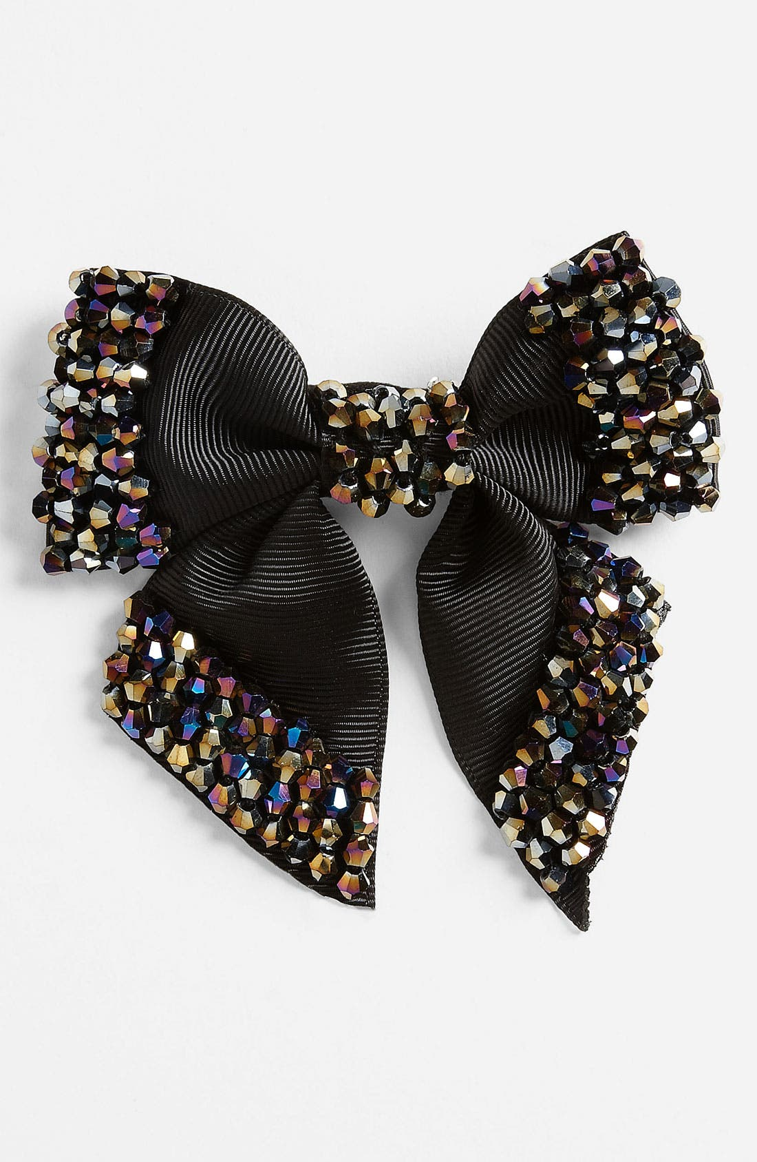 Main Image - Cara 'Sparkle Bow' Pin