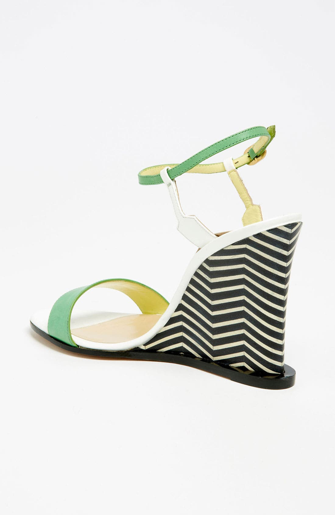 Alternate Image 2  - Pollini Open Toe Wedge