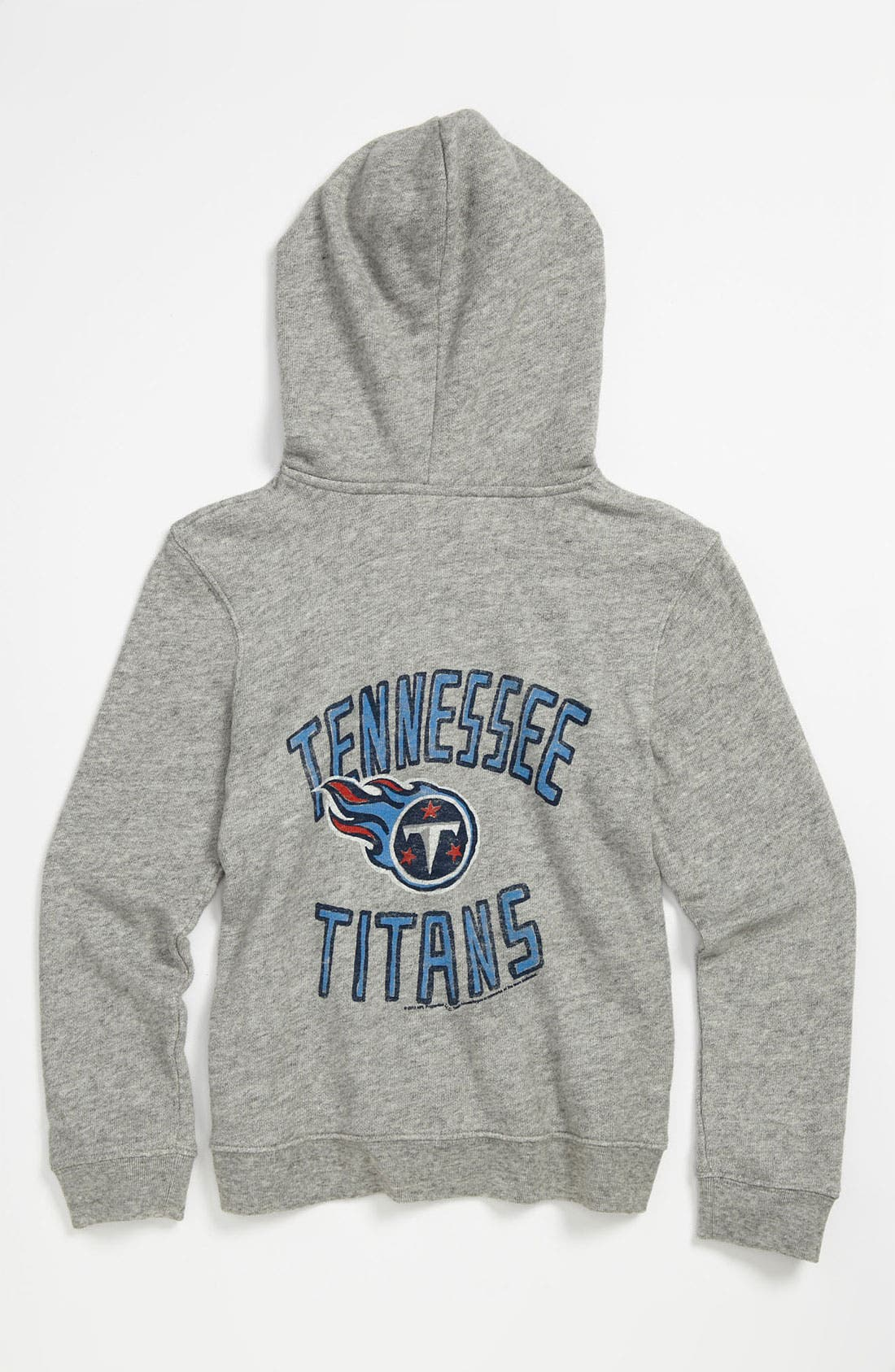 Alternate Image 1 Selected - Junk Food 'Tennessee Titans' Hoodie (Little Boys & Big Boys)