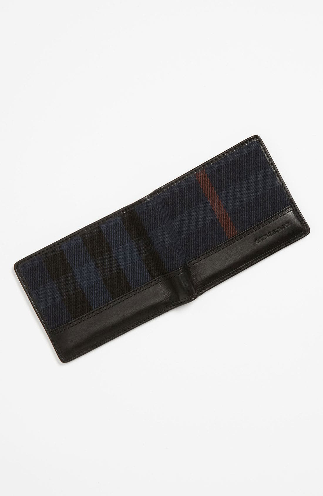Alternate Image 3  - Burberry Hip Wallet