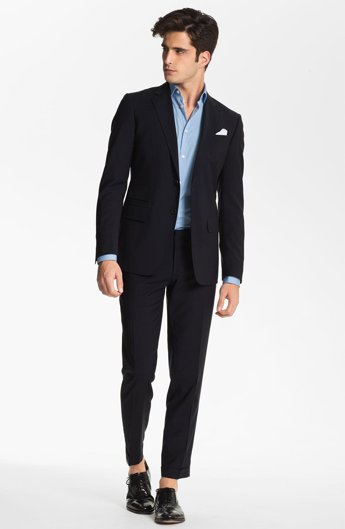 Alternate Image 1 Selected - Dsquared2 Virgin Wool Suit