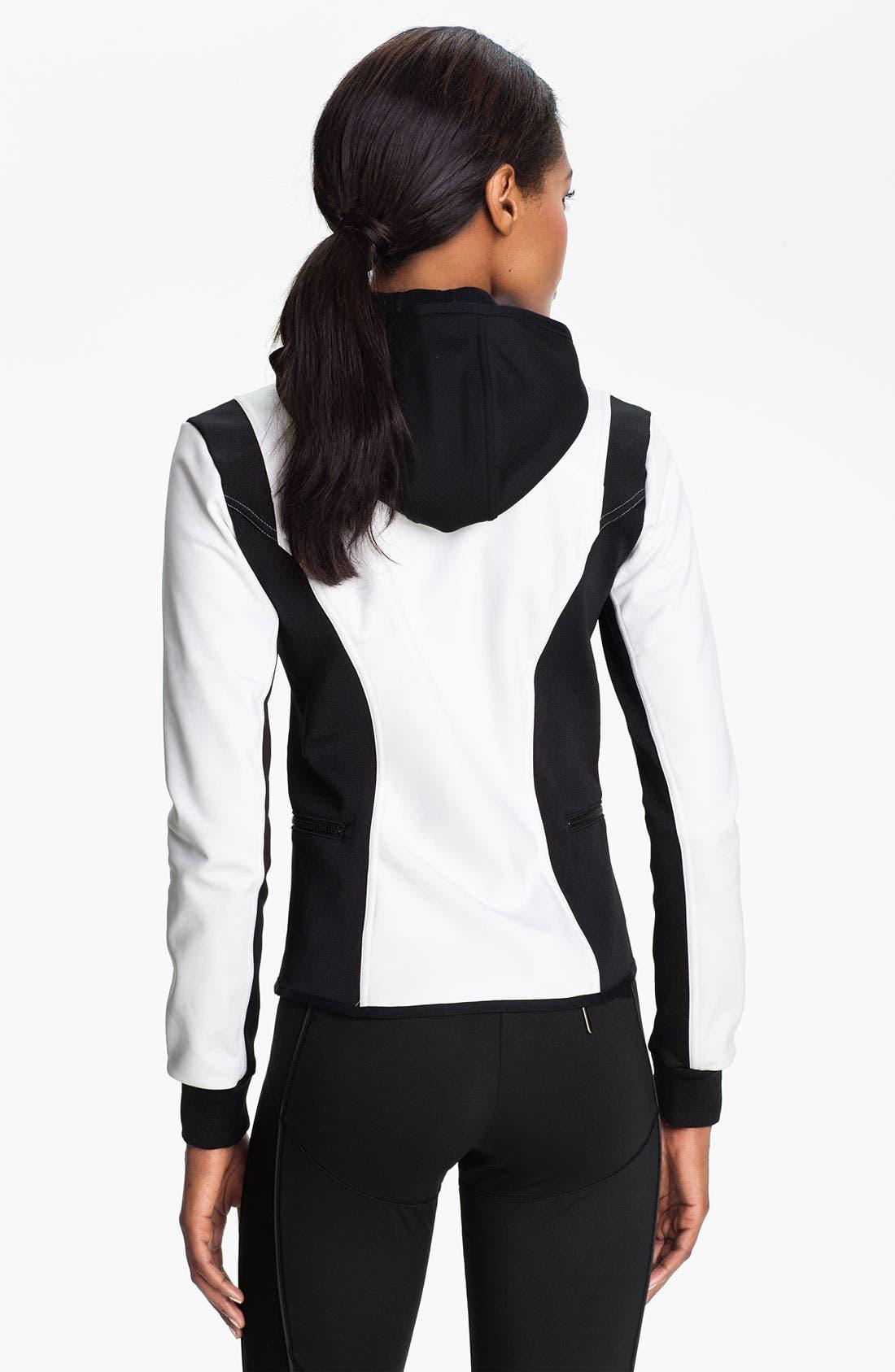 Alternate Image 2  - adidas by Stella McCartney 'Run' Performance Midair Jacket