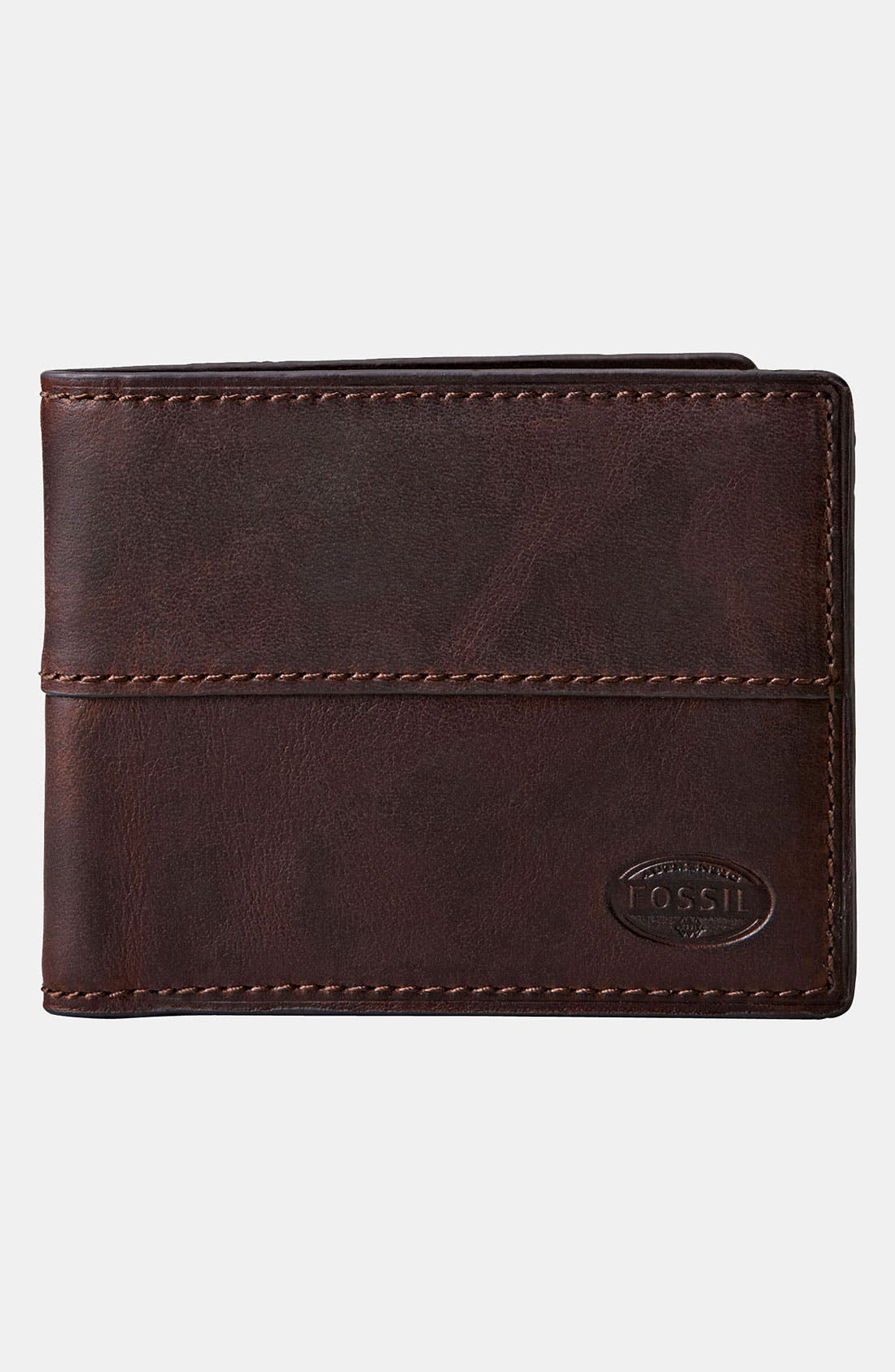 Alternate Image 3  - Fossil 'Dillon' Traveler Wallet