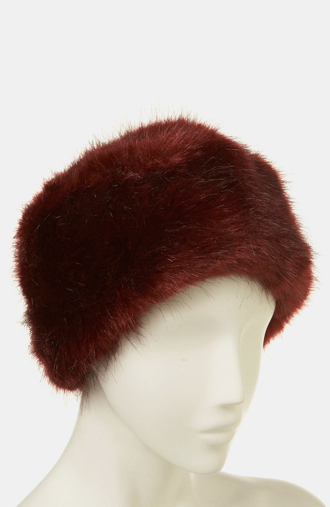 Alternate Image 2  - Topshop Faux Fur Cossack Hat