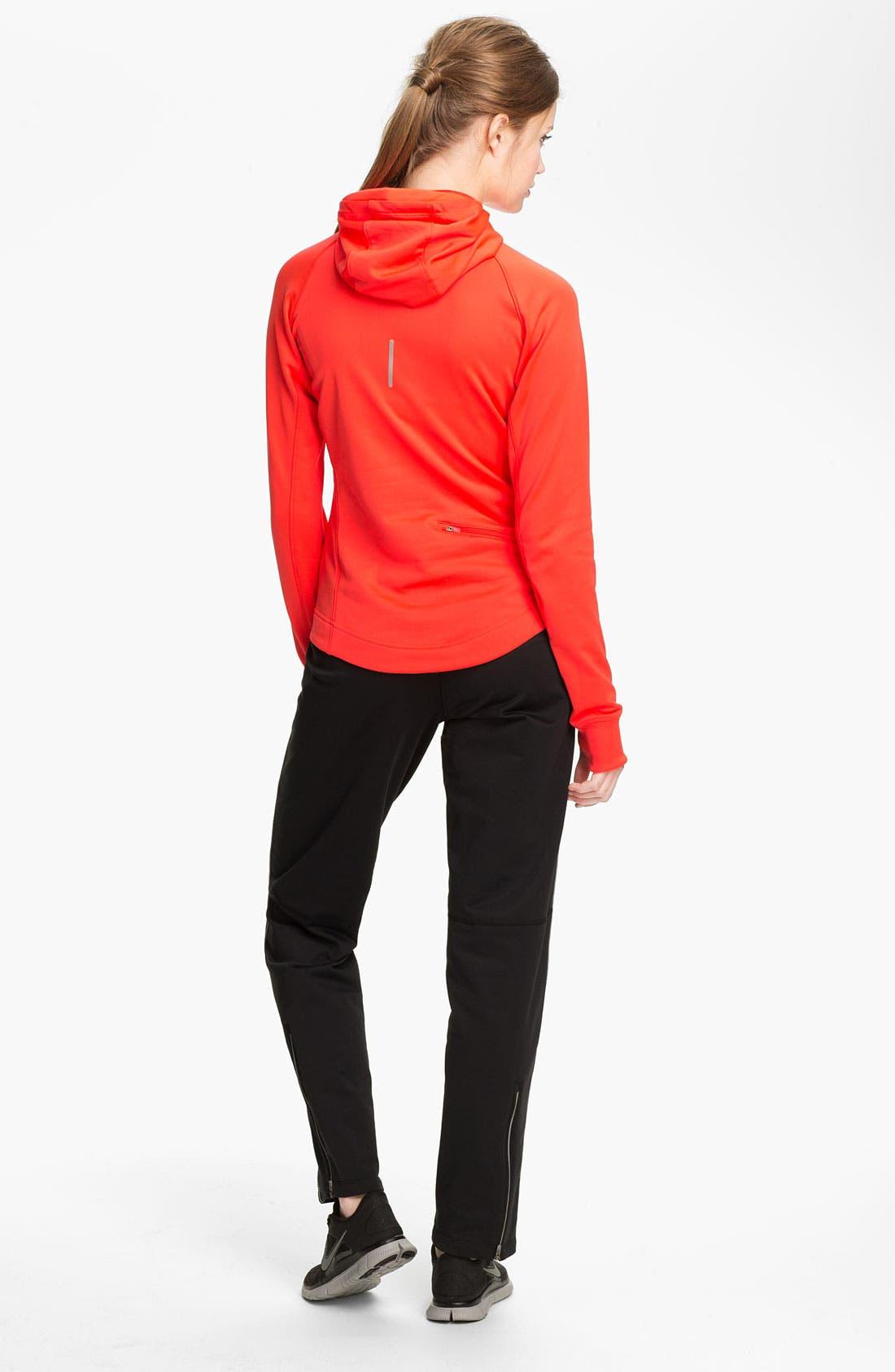 Alternate Image 5  - Nike 'Element' Thermal Half Zip Hoodie