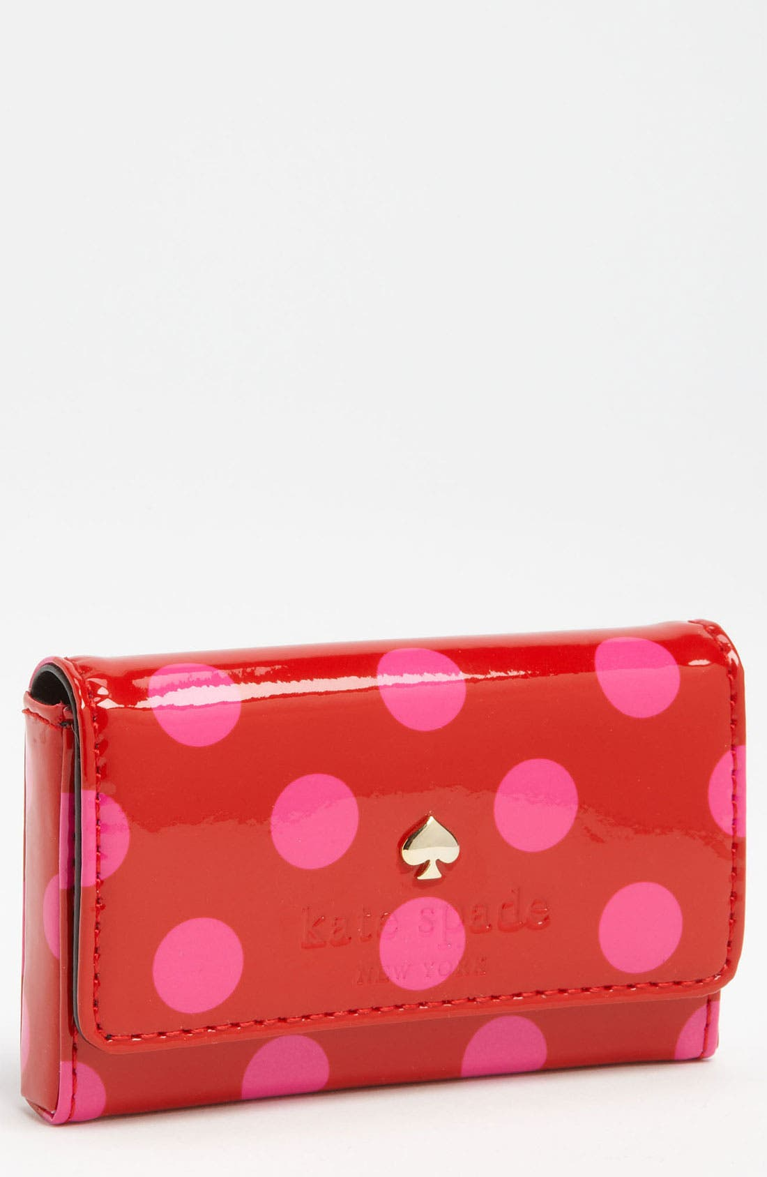 Main Image - kate spade new york 'carlisle street - holly' card case