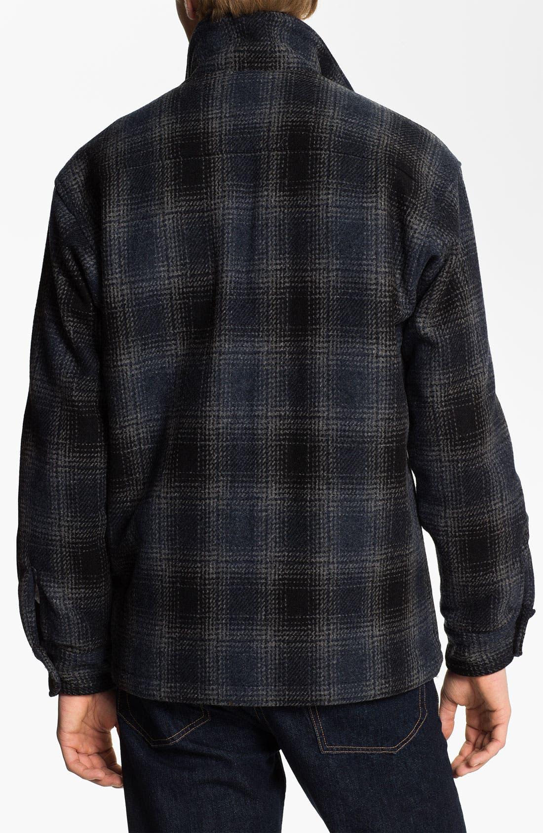Alternate Image 2  - Pendleton Plaid Wool Shirt Jacket