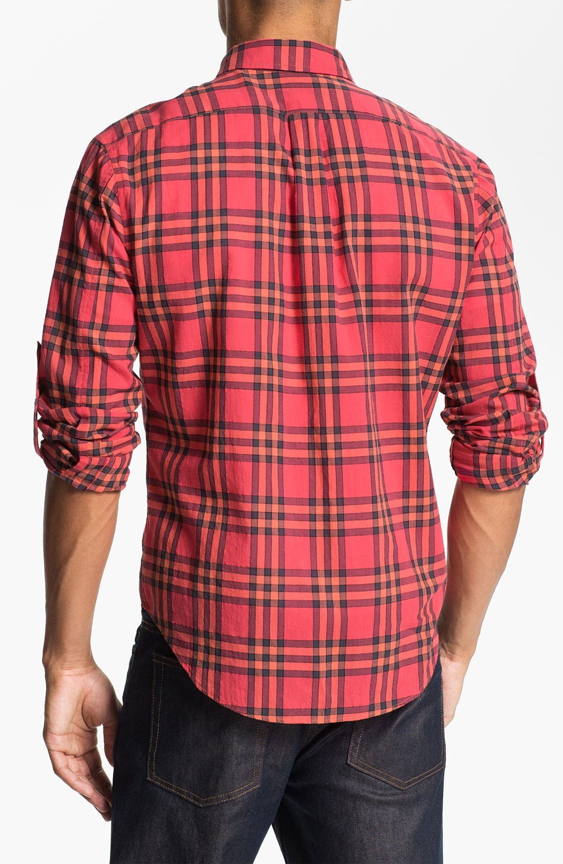 Alternate Image 2  - MARC BY MARC JACOBS 'Nico' Plaid Woven Shirt