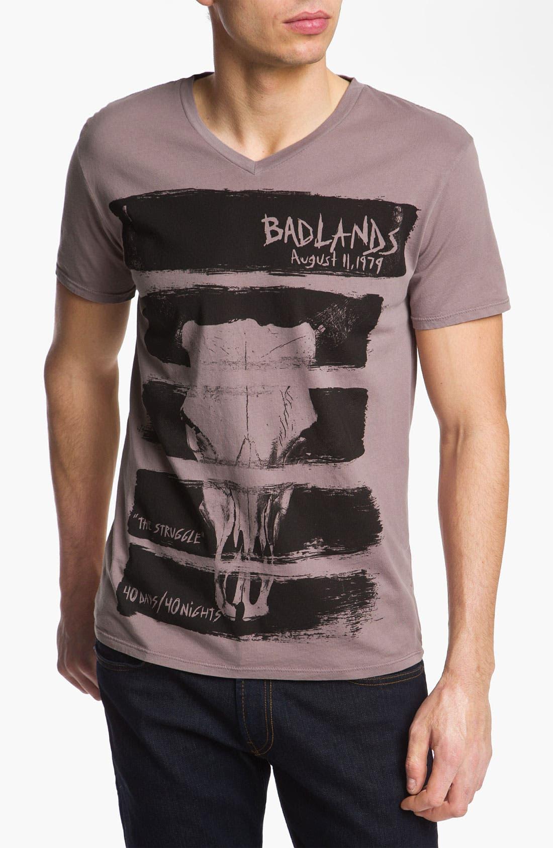 Alternate Image 1 Selected - Scott Free 'Badlands' Graphic T-Shirt