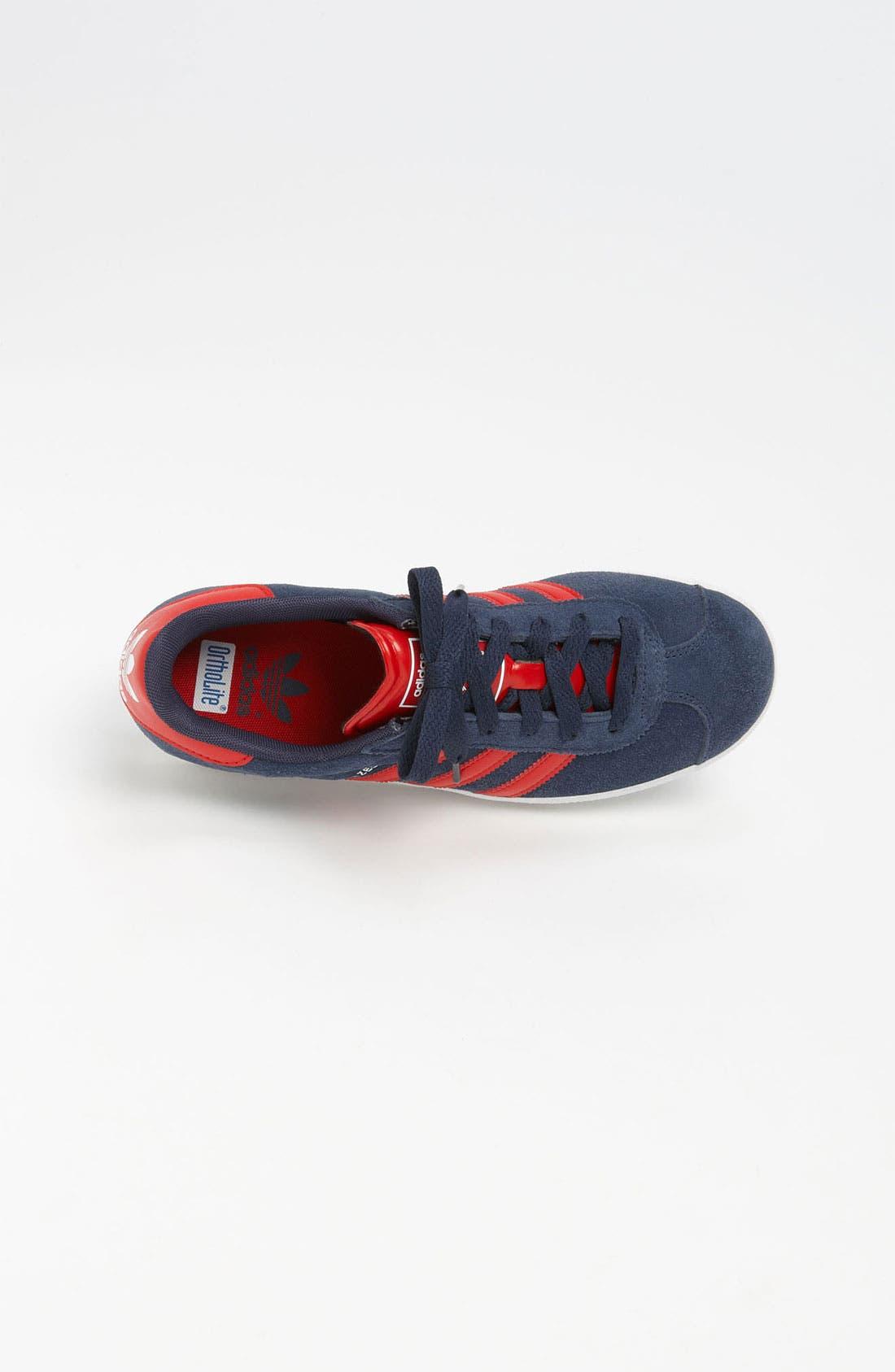 Alternate Image 3  - adidas 'Gazelle 2' Sneaker (Toddler, Little Kid & Big Kid)