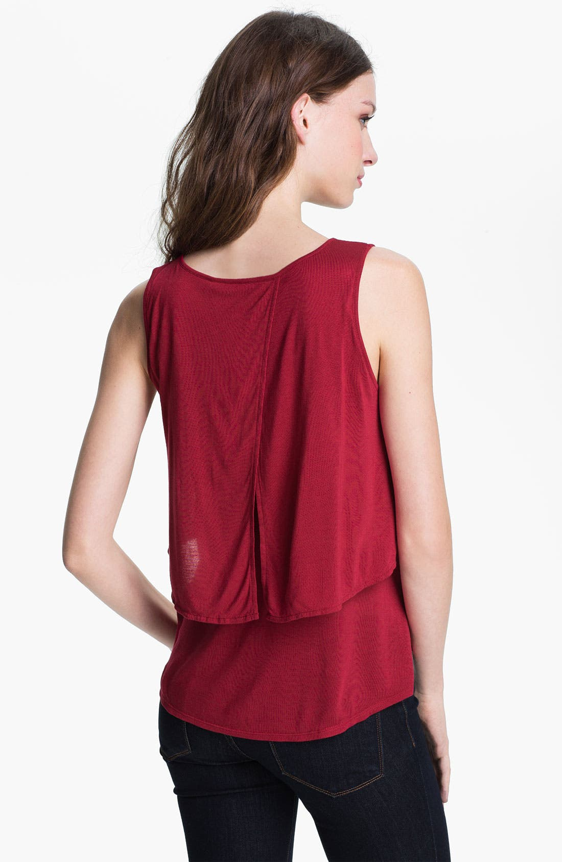 Alternate Image 2  - Kenneth Cole New York 'Mallory' Sequin Front Tank