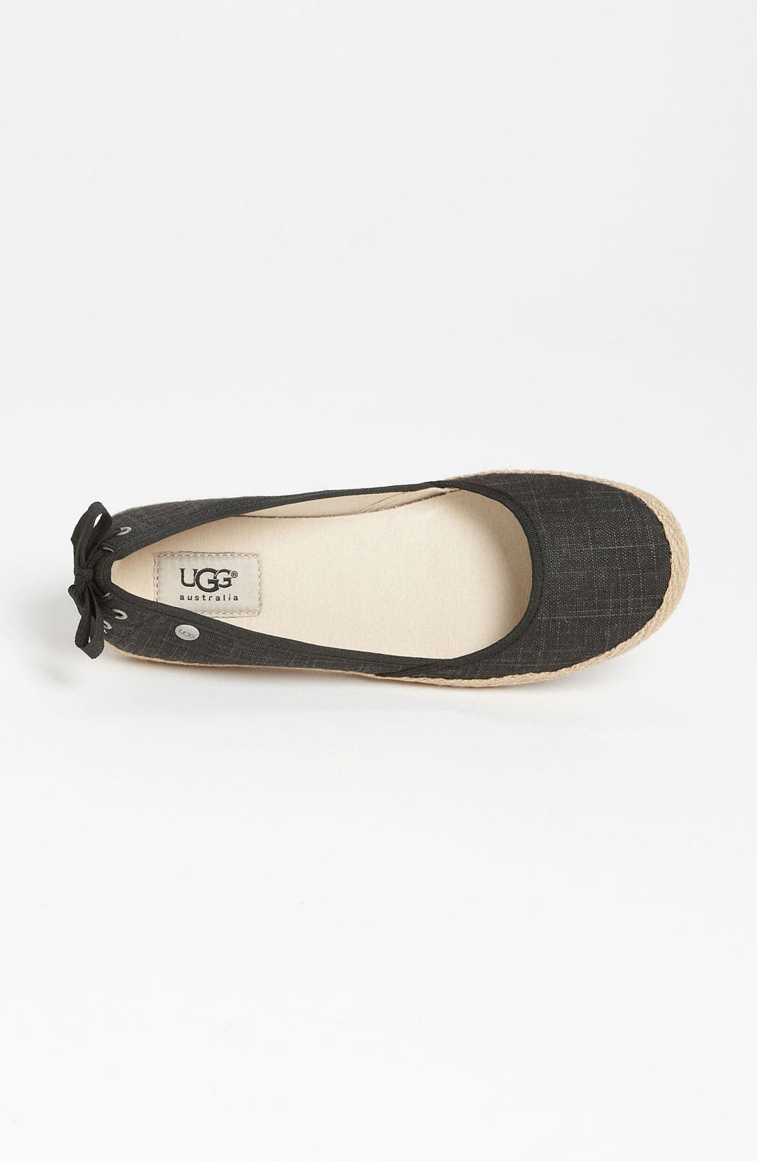 Alternate Image 3  - UGG® Australia 'Indah' Flat (Women)