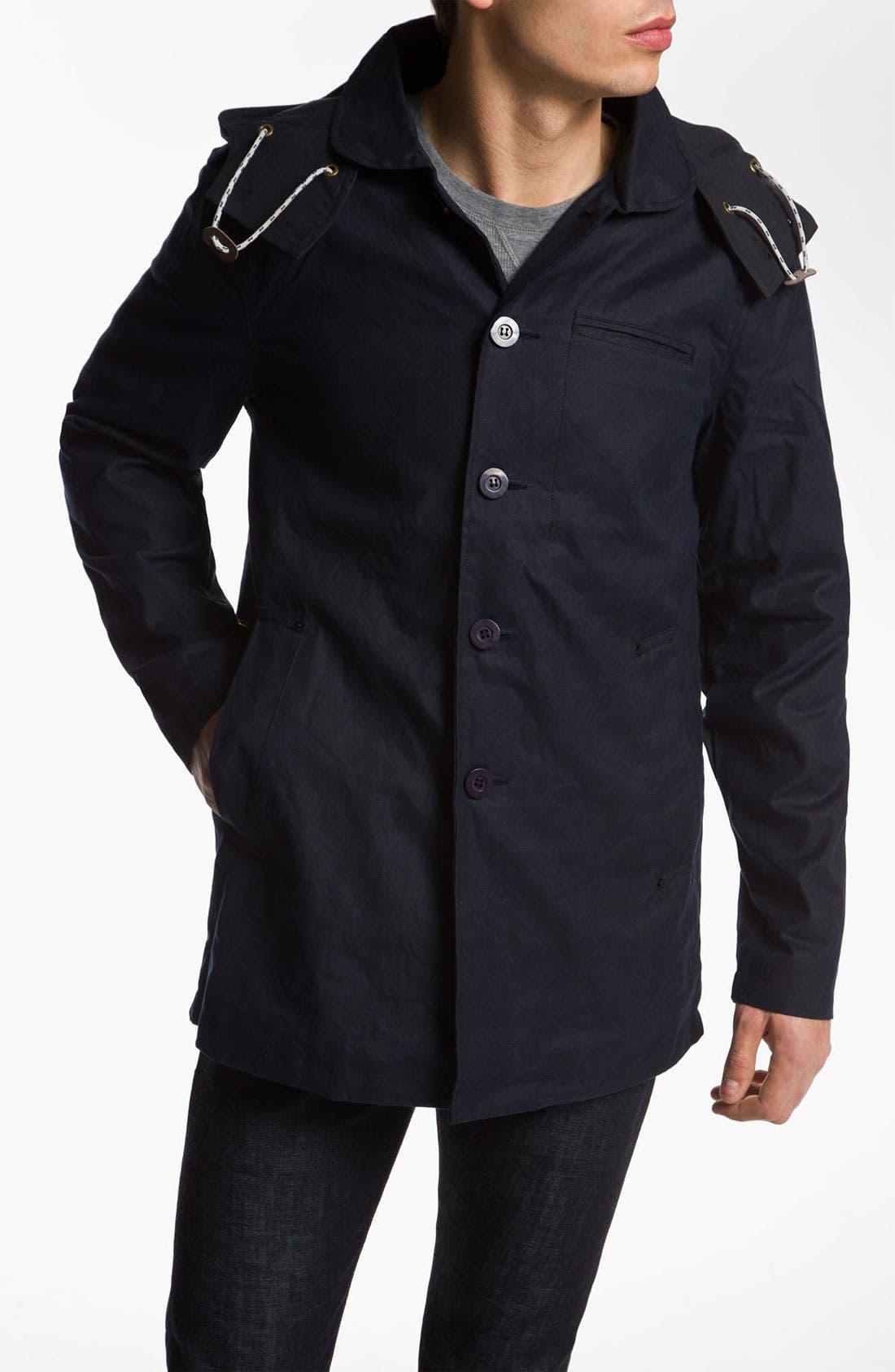 Main Image - VSTR Waxed Canvas Jacket