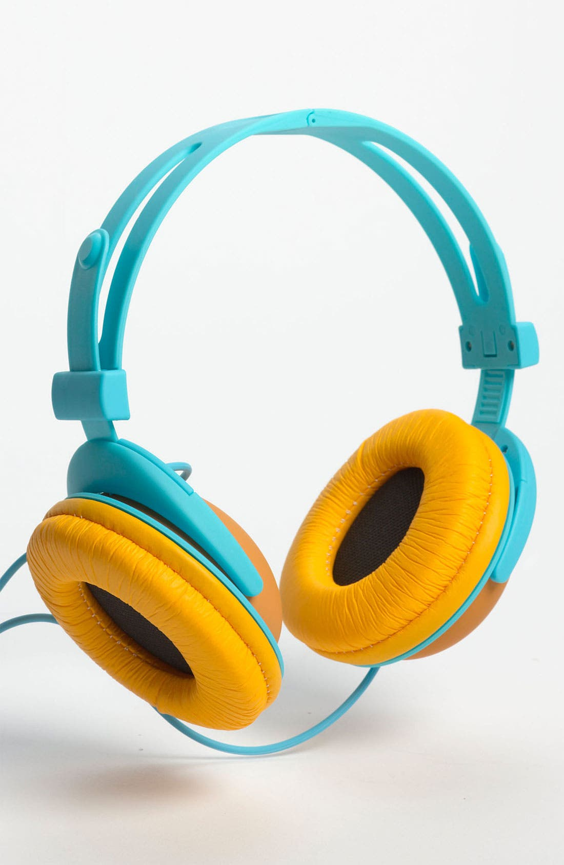 Alternate Image 2  - Decor Craft Colorblock Headphones
