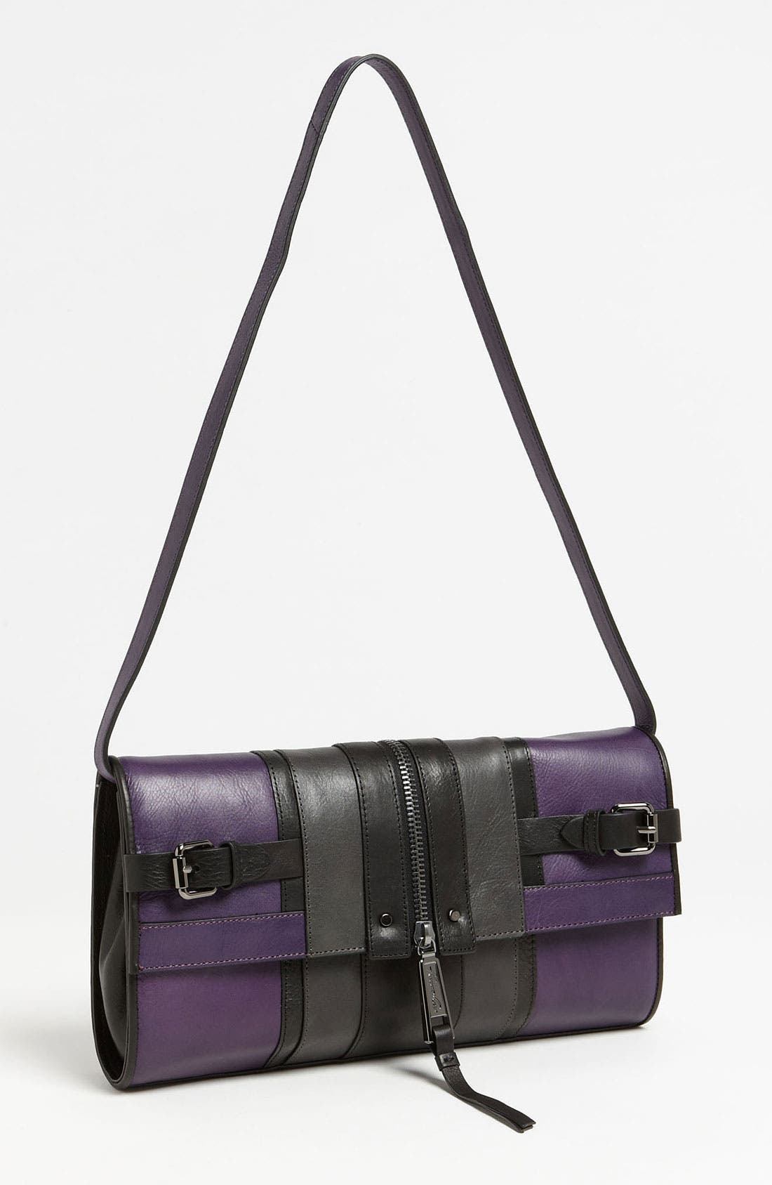 Alternate Image 1 Selected - Kenneth Cole New York 'Zip Over' Clutch