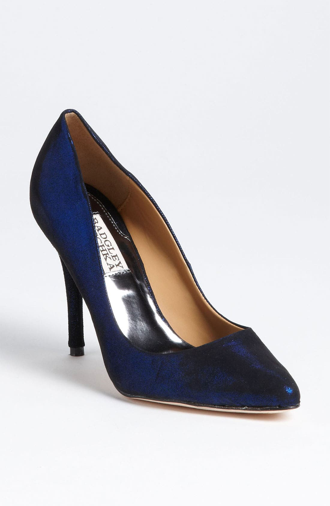 Alternate Image 1 Selected - Badgley Mischka 'Vision' Pump
