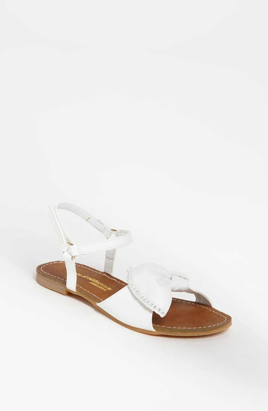 Alternate Image 1 Selected - Callisto 'Dorothy' Sandal (Toddler, Little Kid & Big Kid)