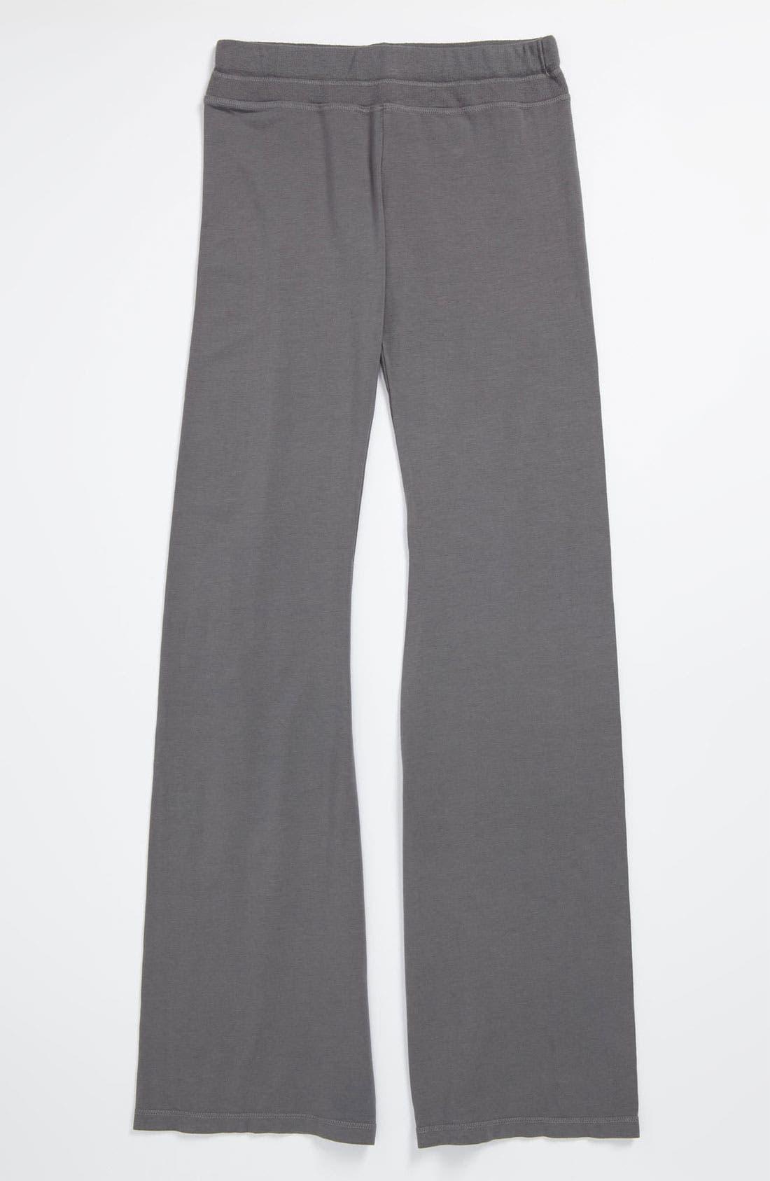 Main Image - T2 Love Bell Bottom Pants (Big Girls)