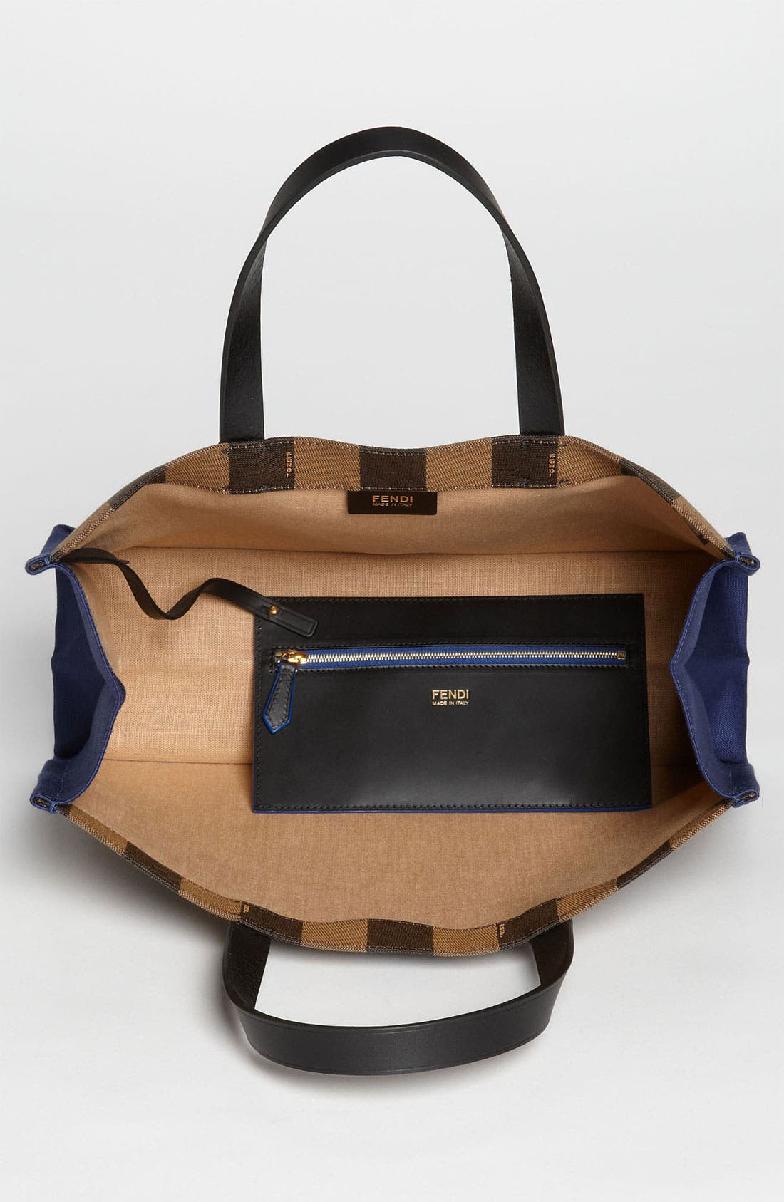 Alternate Image 3  - Fendi 'Pequin - Small' Tote
