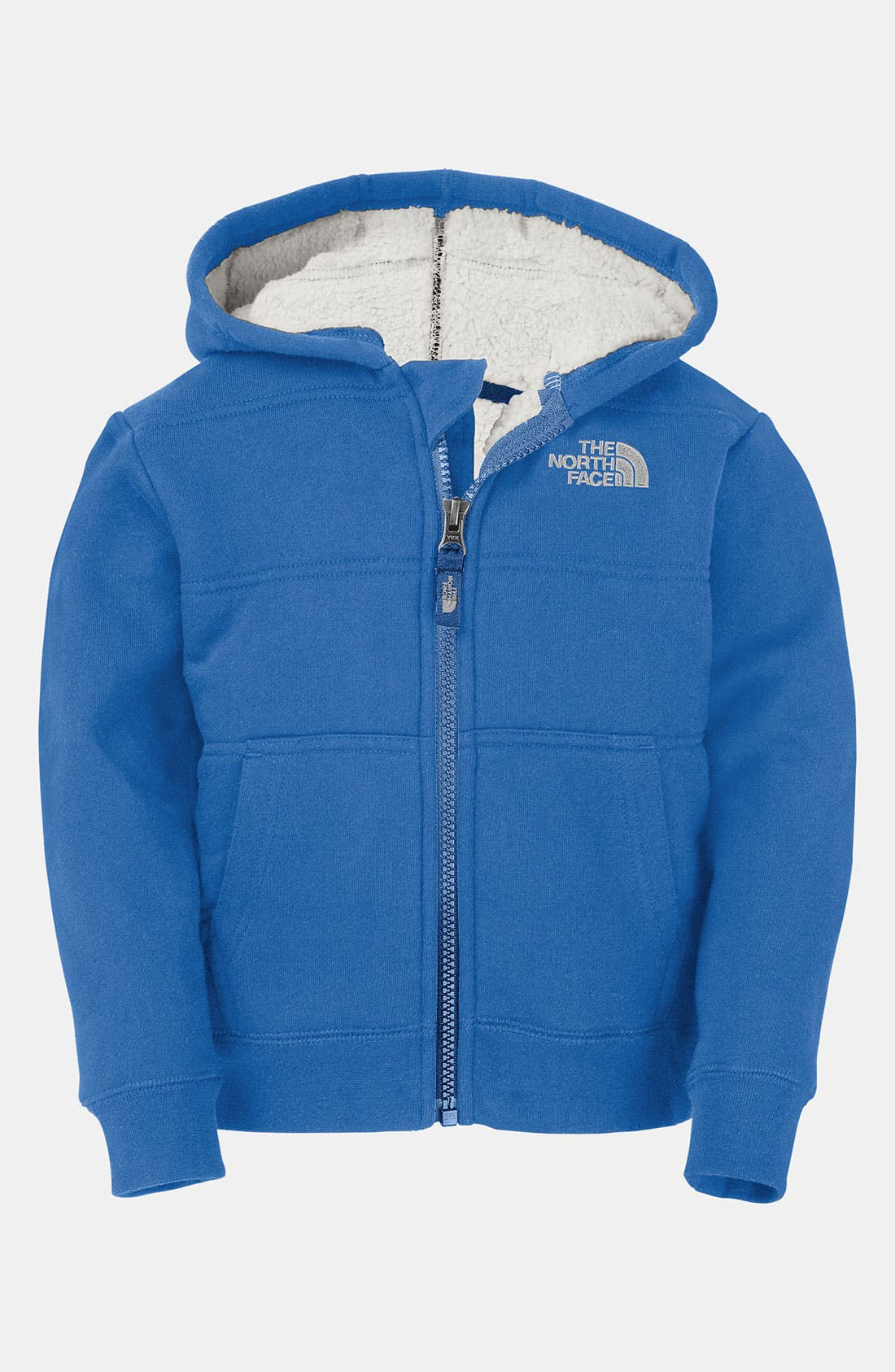 Main Image - The North Face 'Foreverlong' Hoodie (Toddler)