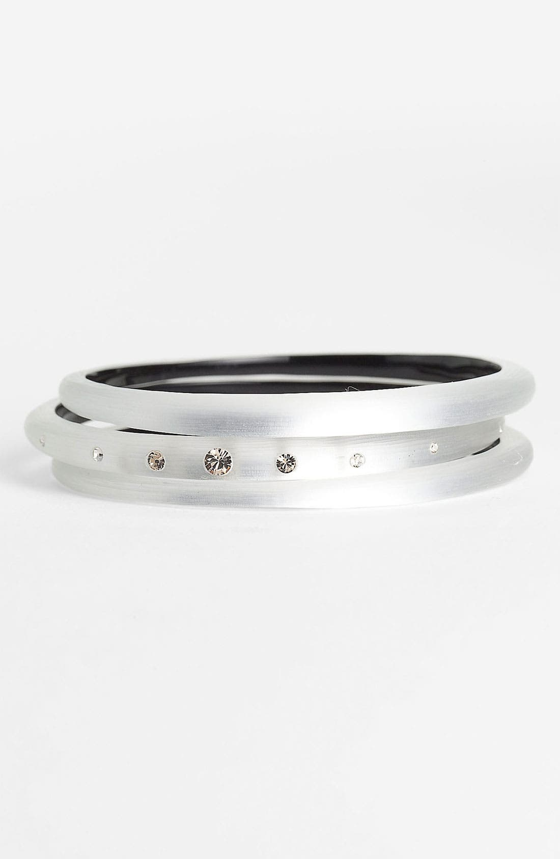 Alternate Image 1 Selected - Alexis Bittar Skinny Tapered Bangles (Set of 3) (Nordstrom Exclusive)