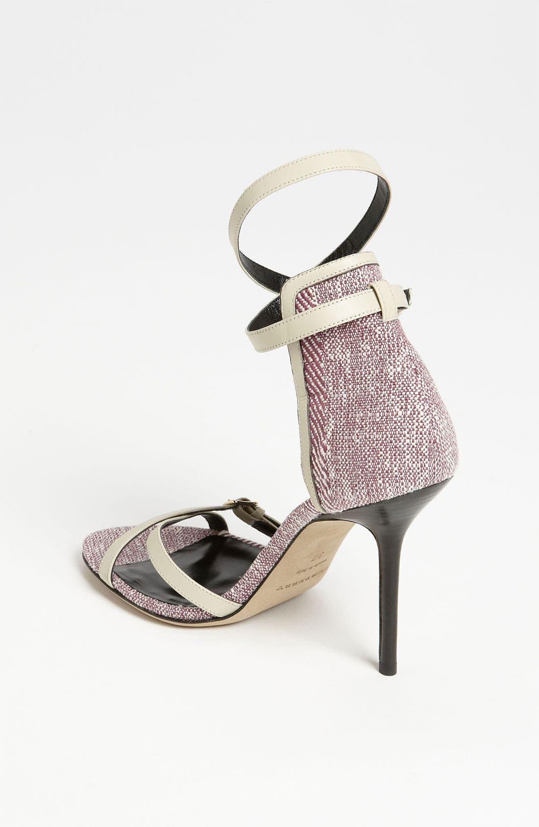 Alternate Image 2  - Burberry 'Norrice' Sandal