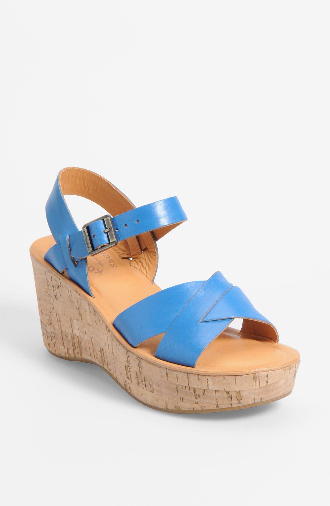 Main Image - Kork-Ease 'Ava' Wedge Sandal (Nordstrom Exclusive)