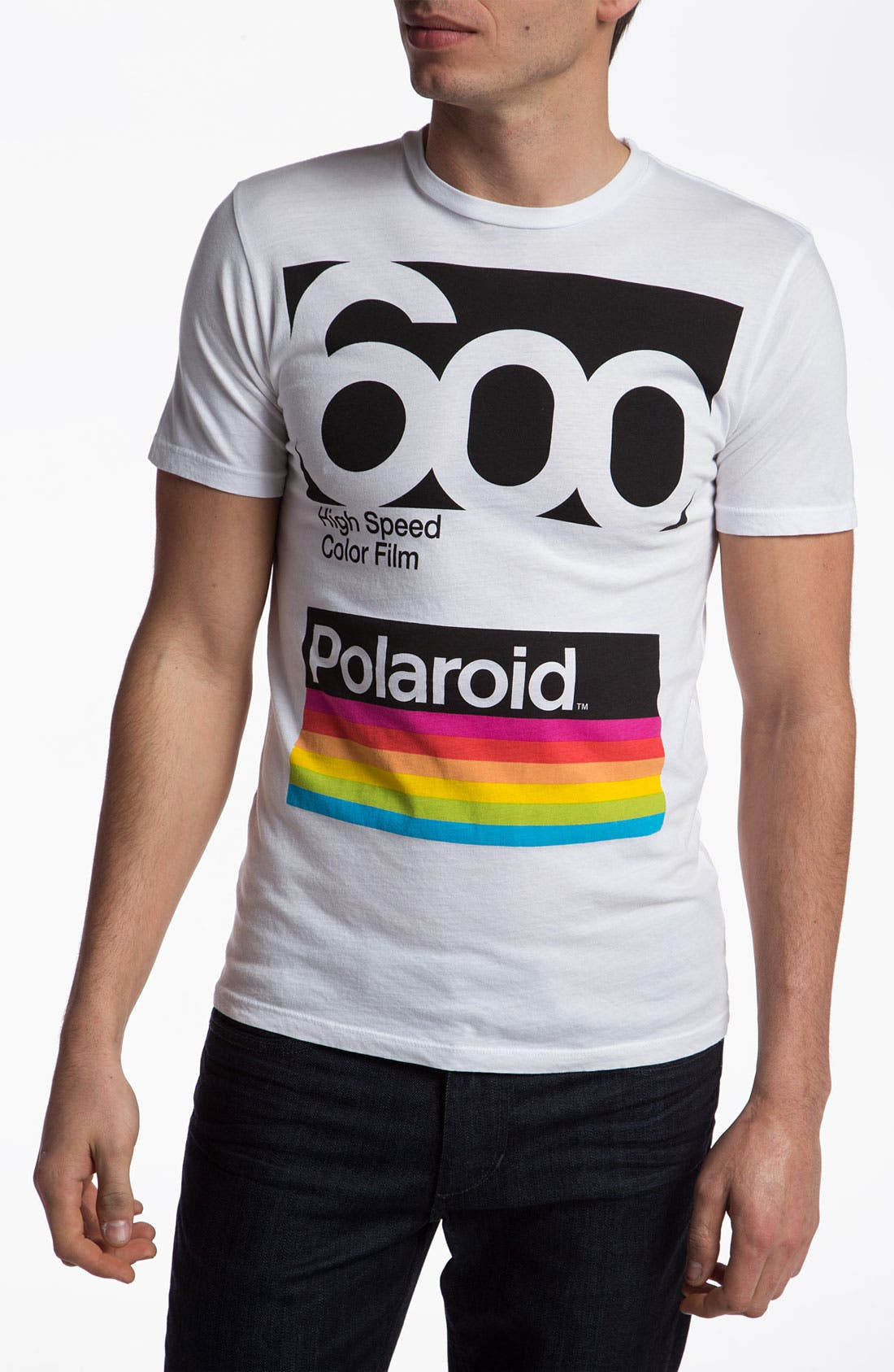 Alternate Image 1 Selected - Altru 'Polaroid® 600' Graphic T-Shirt