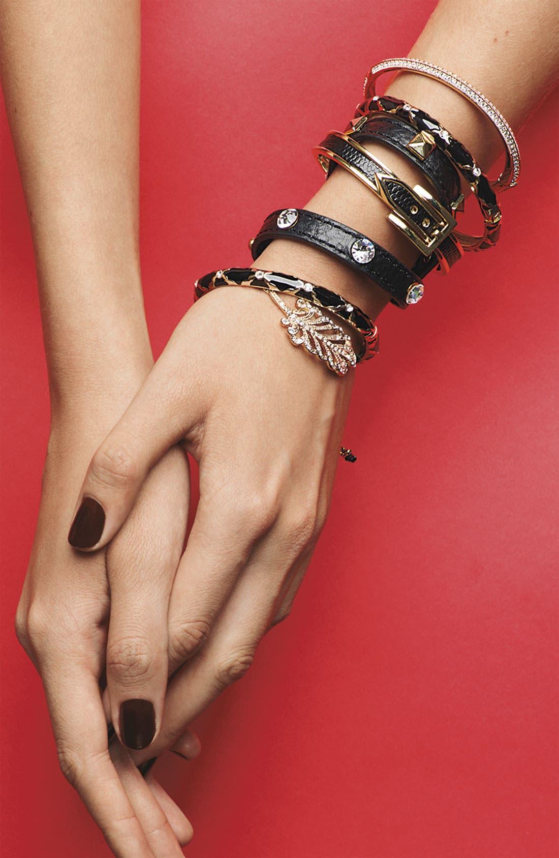 Alternate Image 3  - Sequin 'Deco' Friendship Bracelet