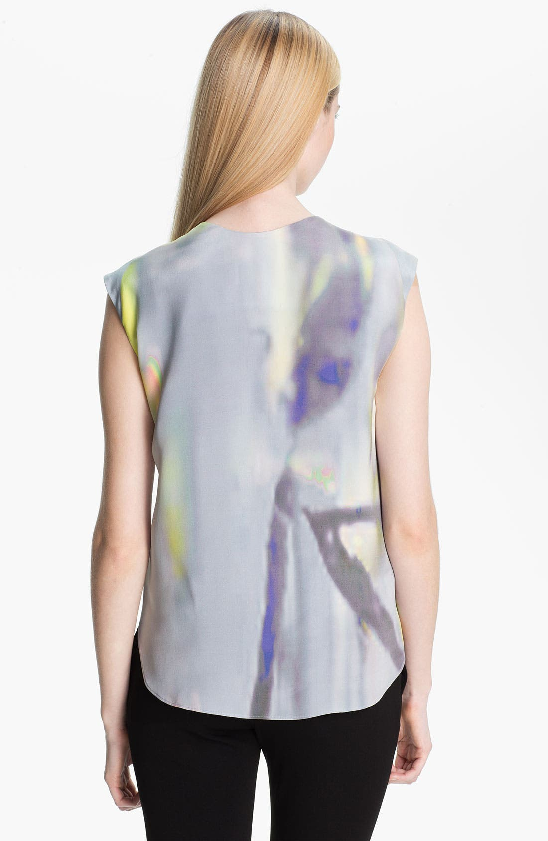 Alternate Image 2  - Theyskens' Theory 'Binta Iseau' Silk Top