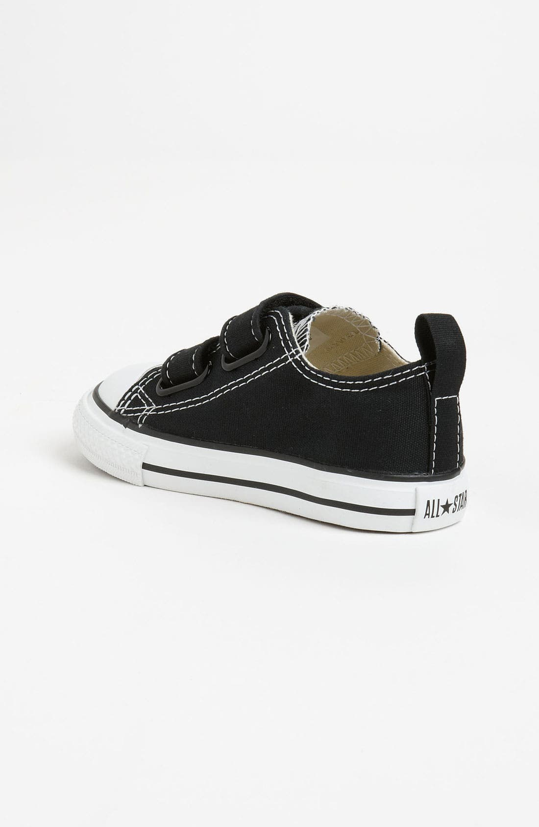 Alternate Image 2  - Converse Chuck Taylor® 'Double Strap' Sneaker (Baby, Walker & Toddler)