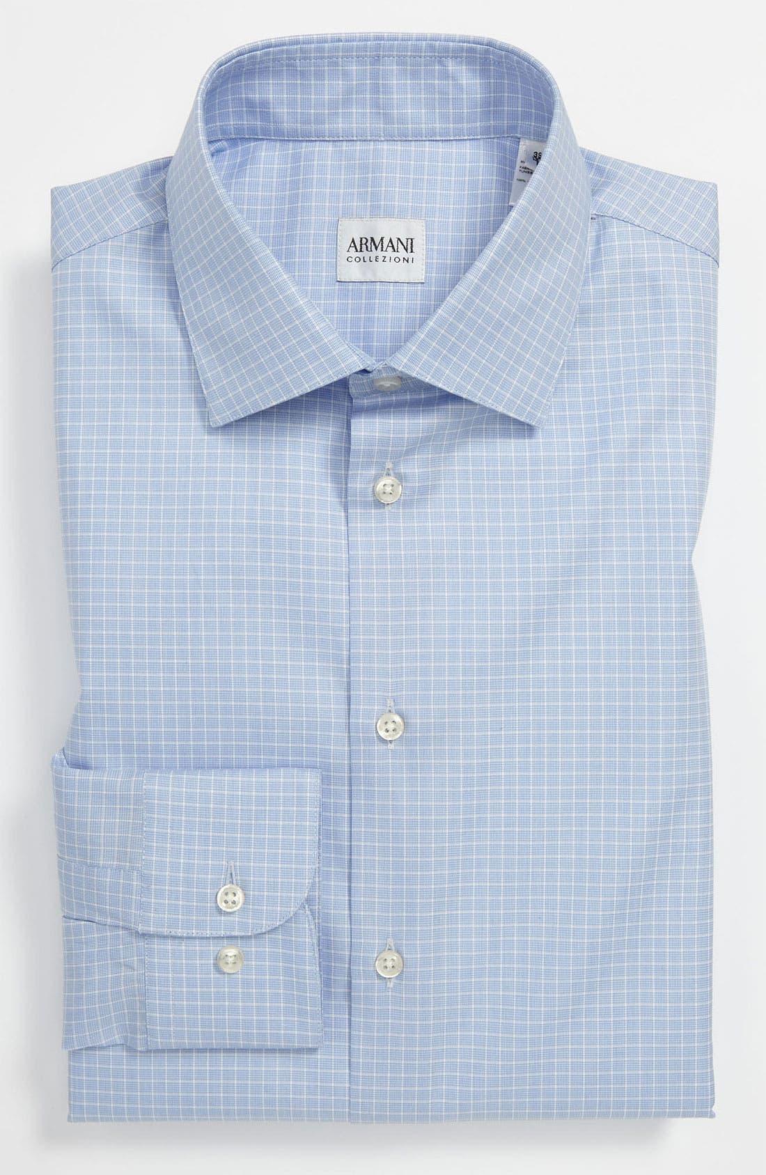 Main Image - Armani Collezioni Modern Fit Dress Shirt
