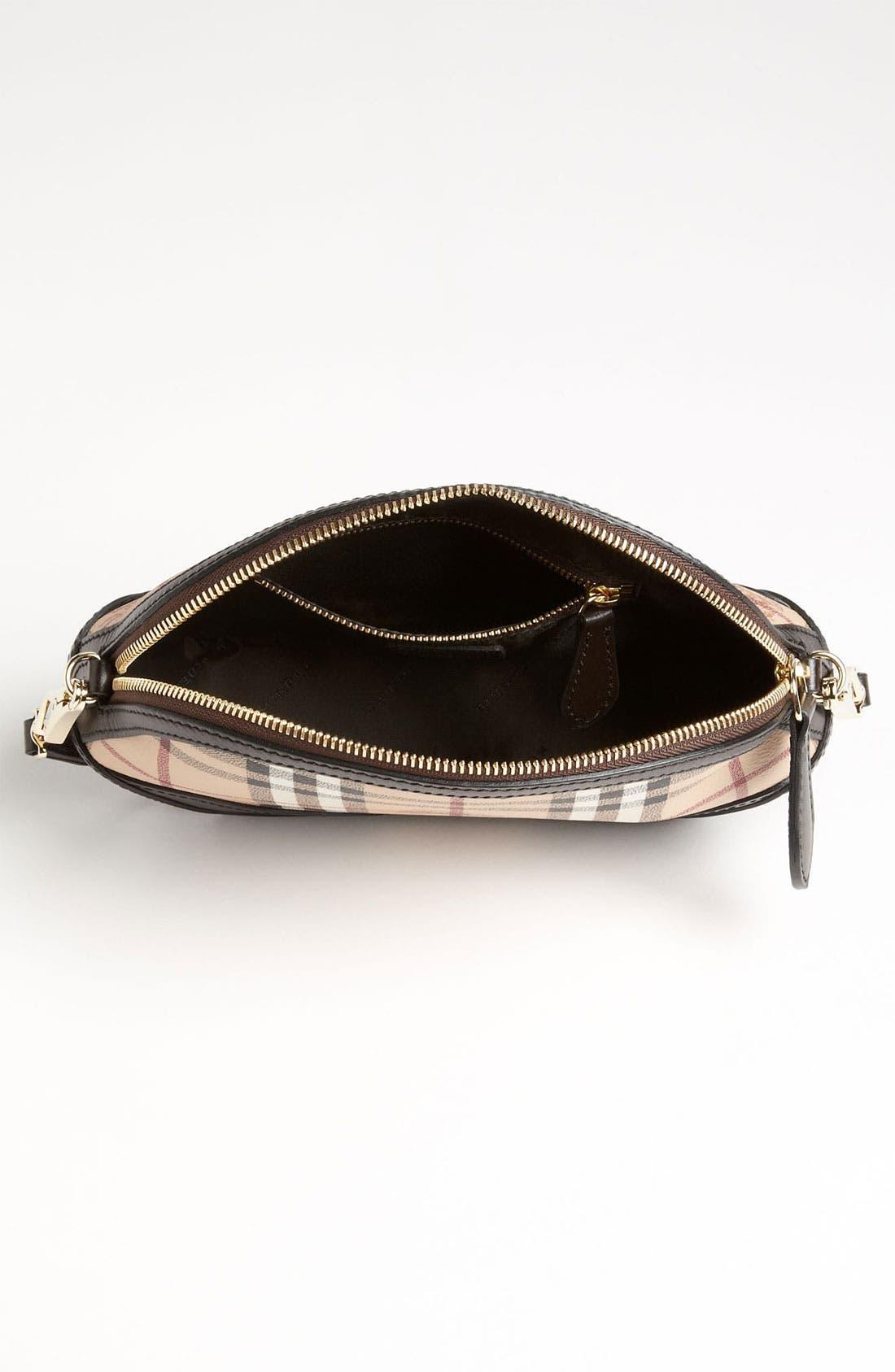 Alternate Image 3  - Burberry 'Haymarket Check - Mini' Crossbody Bag