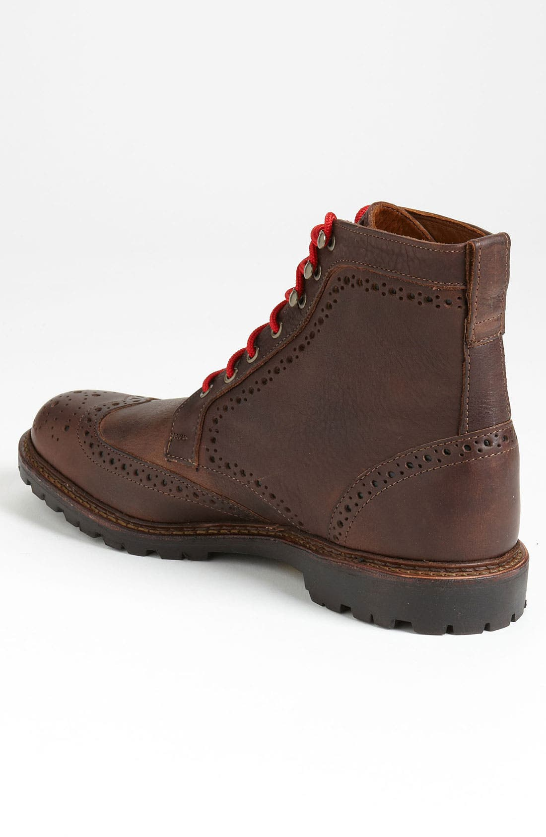 Alternate Image 2  - Allen Edmonds 'Long Branch' Wingtip Boot (Men) (Online Only)