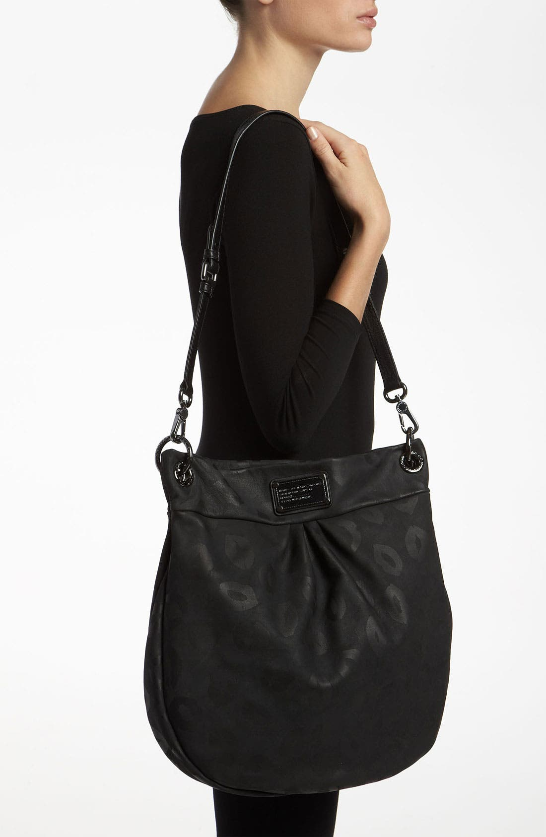 Alternate Image 2  - MARC BY MARC JACOBS 'Classic Q - Smack Hillier' Leather Hobo