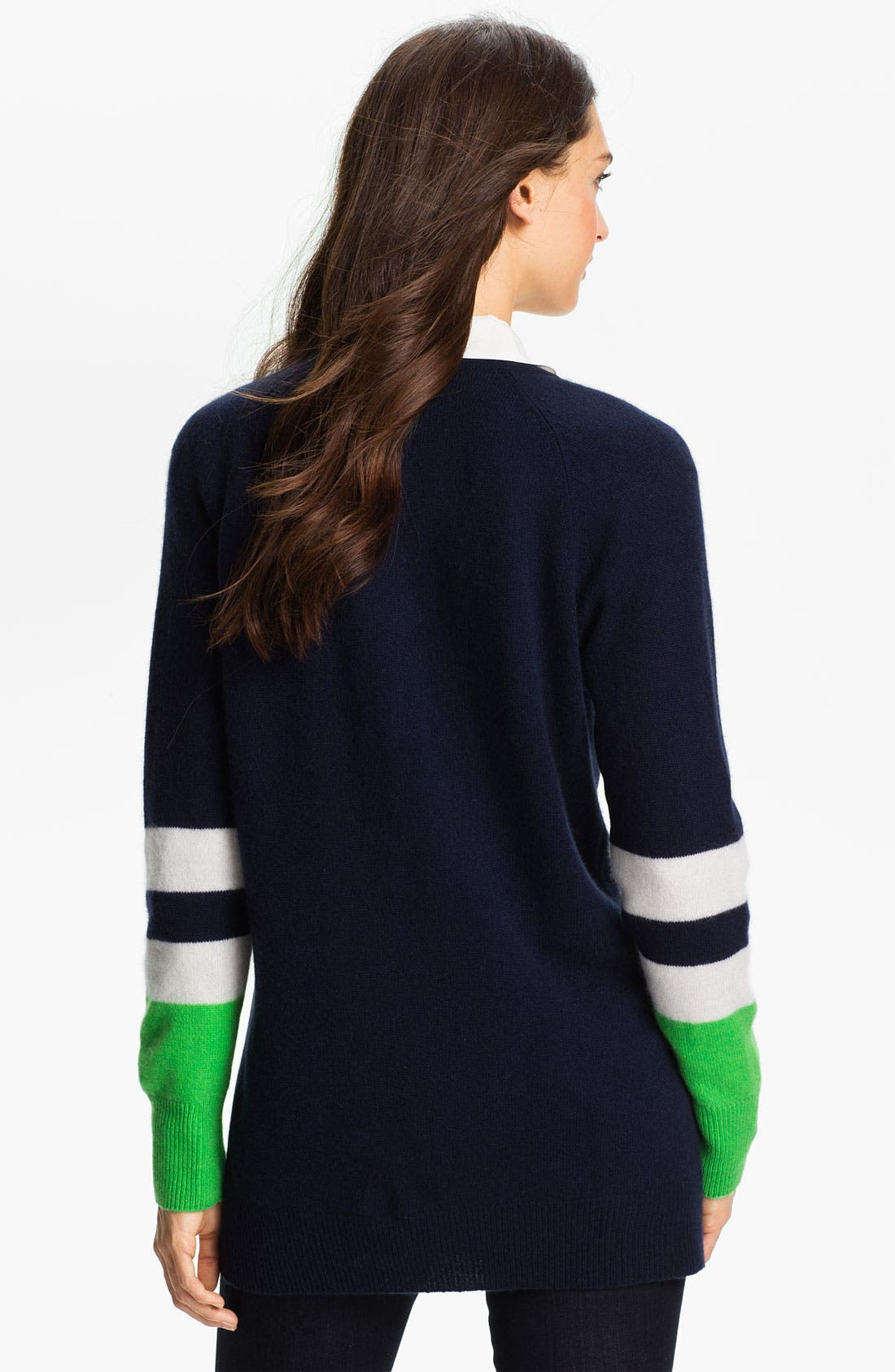Alternate Image 2  - Equipment 'Asher' Colorblock Sweater