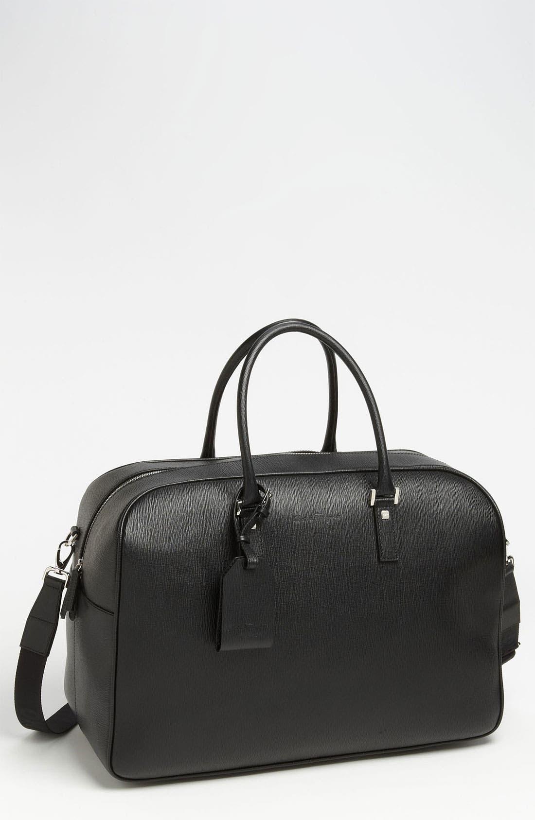 Alternate Image 1 Selected - Salvatore Ferragamo 'Revival' Duffel Bag