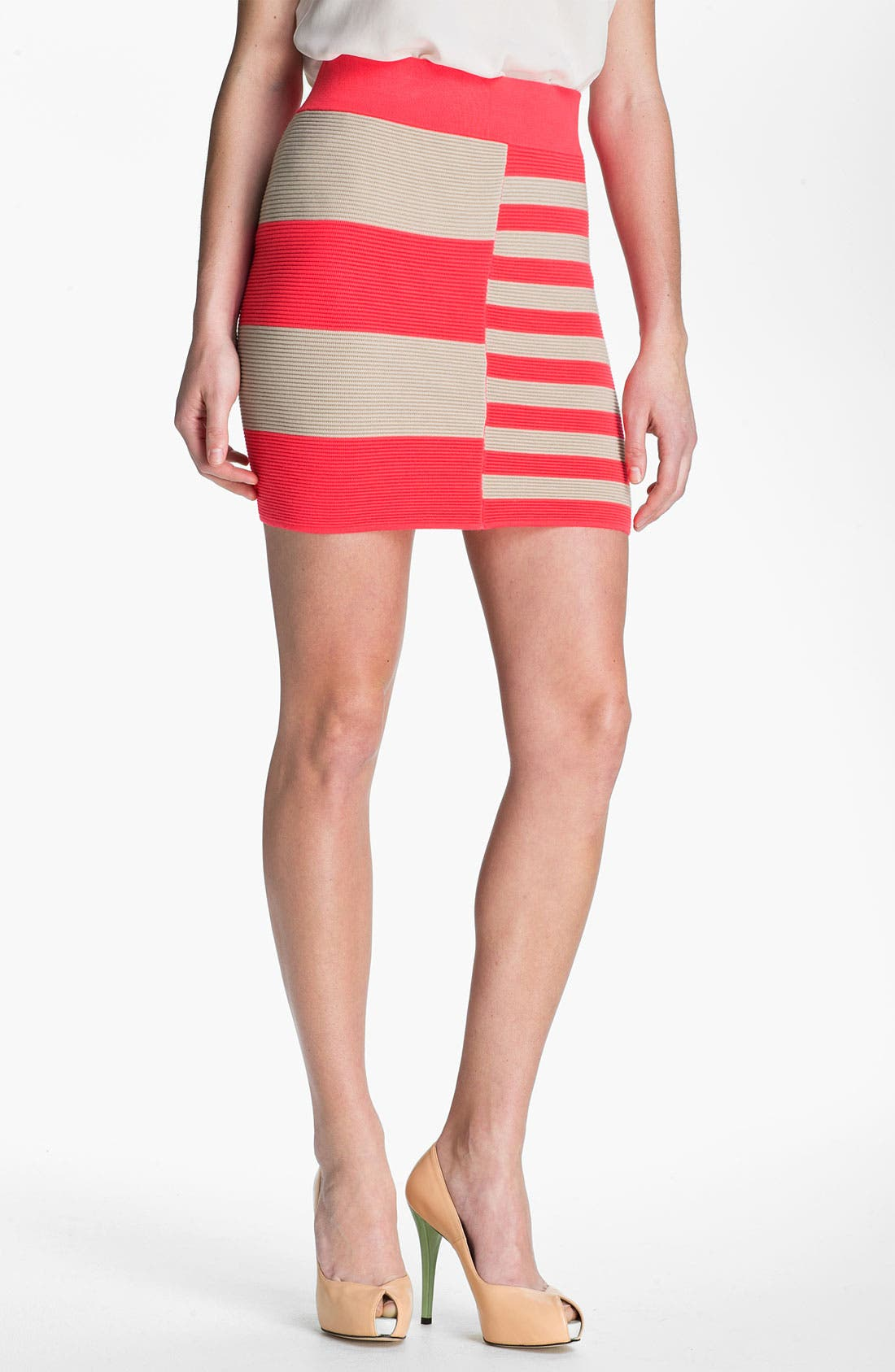 Main Image - Jessica Simpson 'Flip' 3-Way Miniskirt (Online Exclusive)