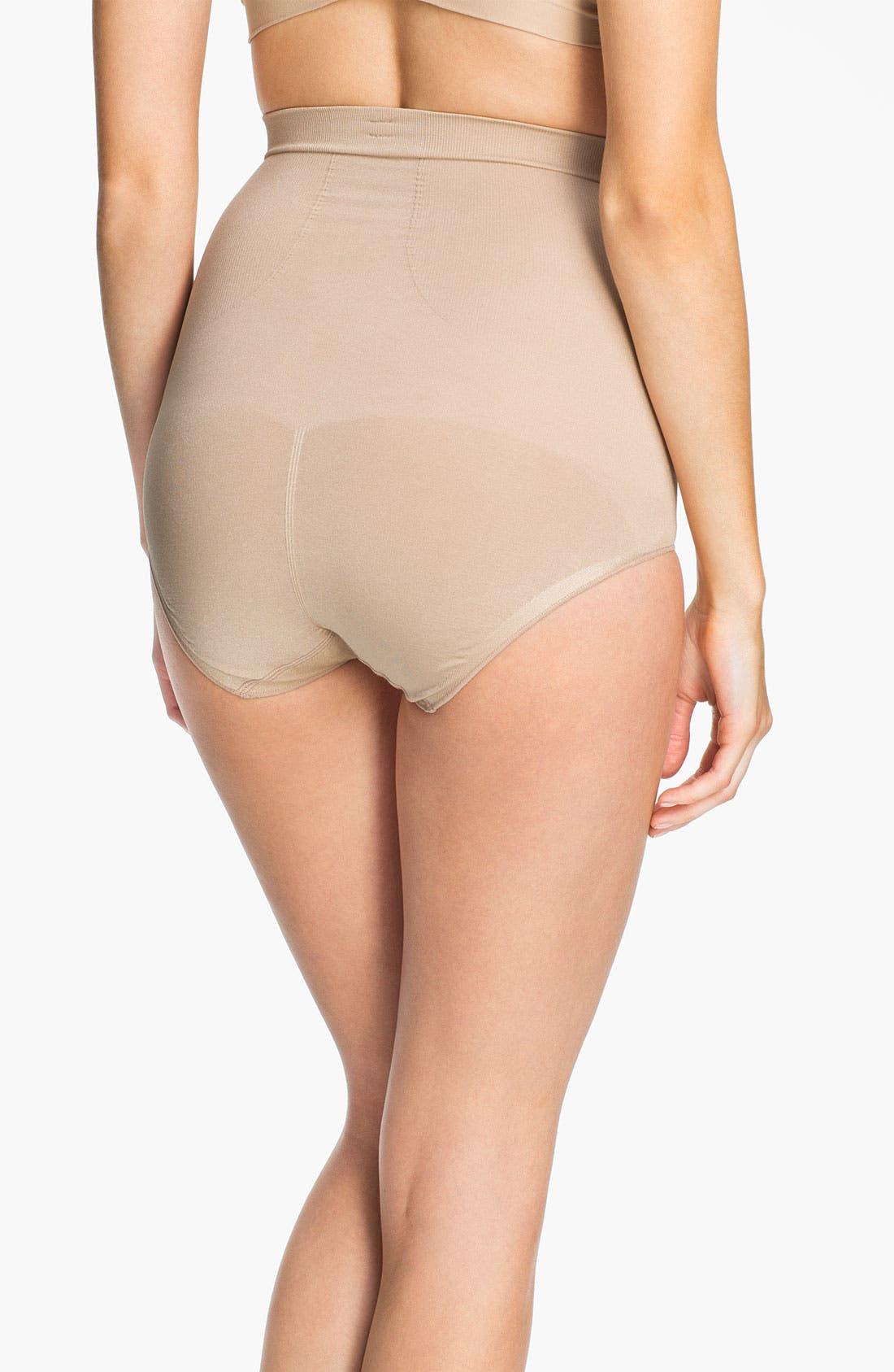 Alternate Image 2  - SPANX® 'Slim Cognito' Bodysuit Shaper