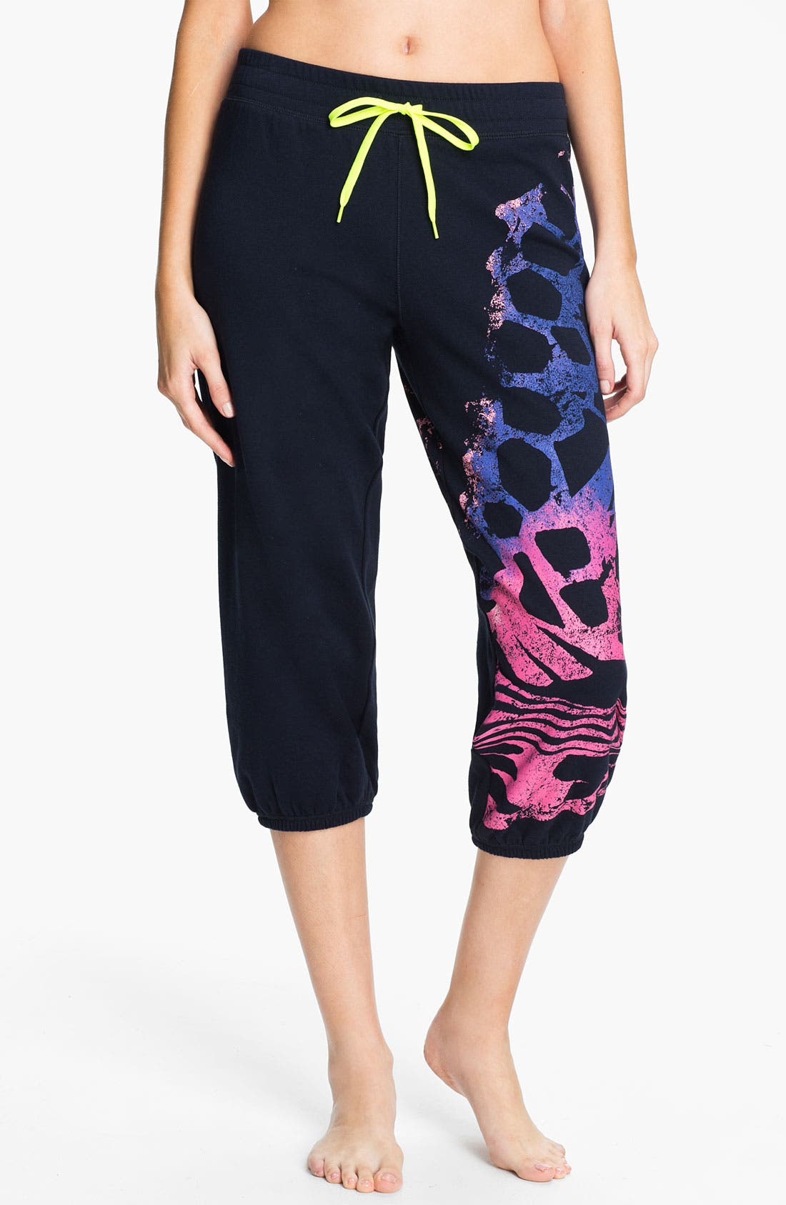 Alternate Image 1 Selected - Steve Madden 'Monarch Madness' Capris