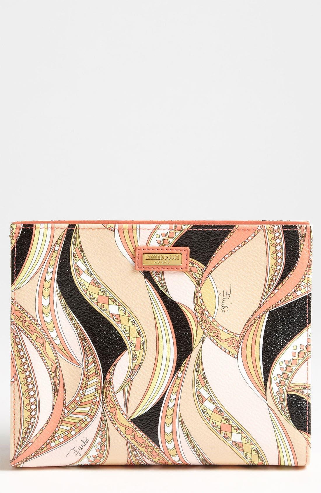 Alternate Image 1 Selected - Emilio Pucci Cosmetics Case