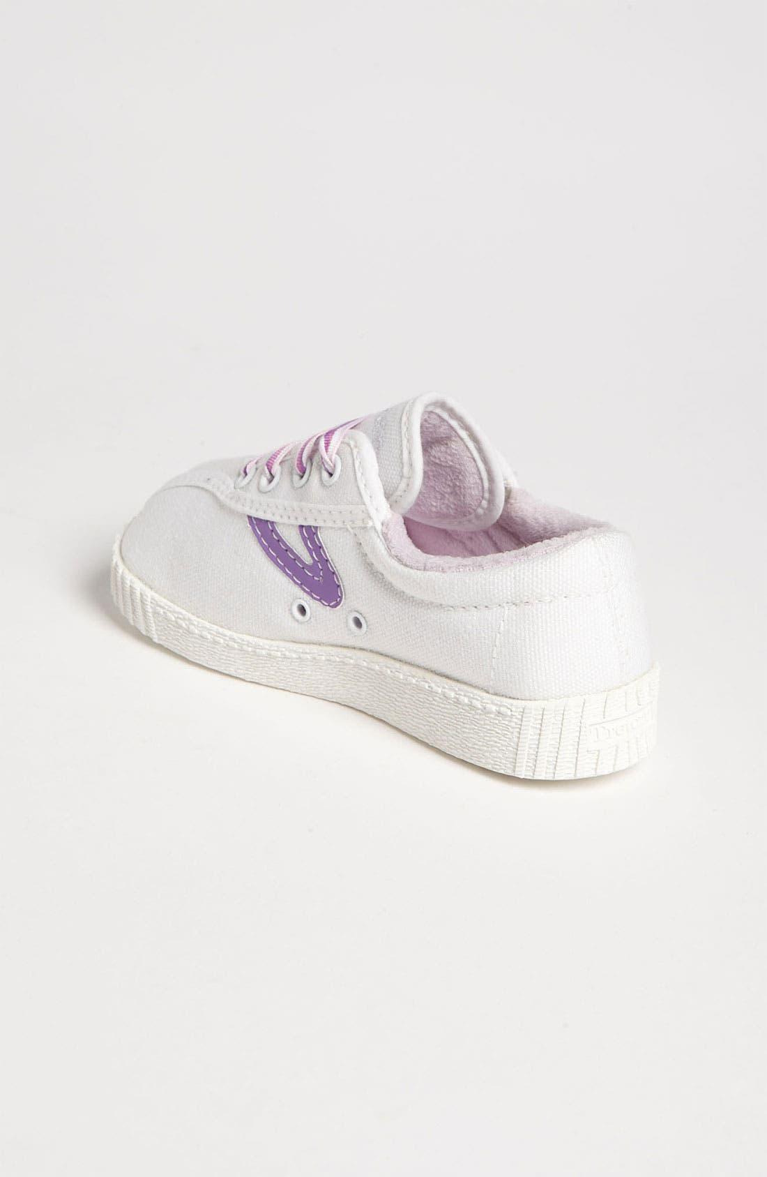 Alternate Image 2  - Tretorn 'Nylite' Tennis Shoe (Baby, Walker & Toddler)