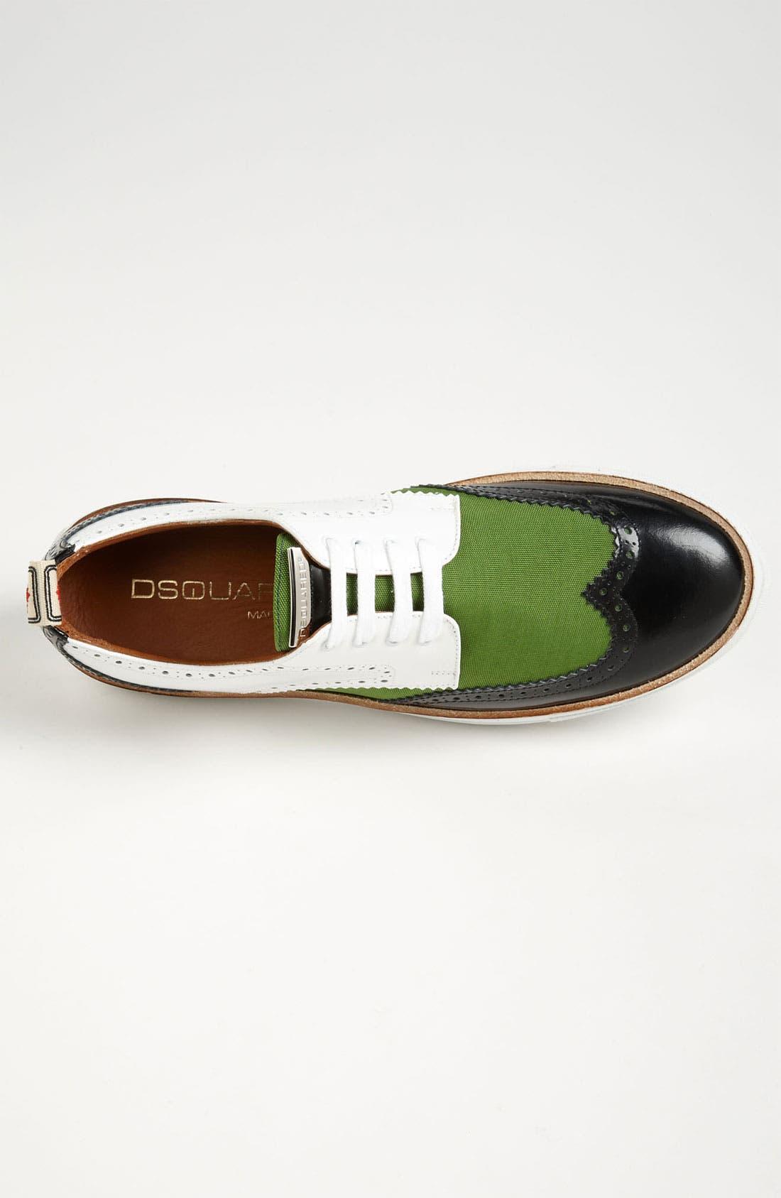 Alternate Image 3  - Dsquared2 '410' Wingtip Sneaker