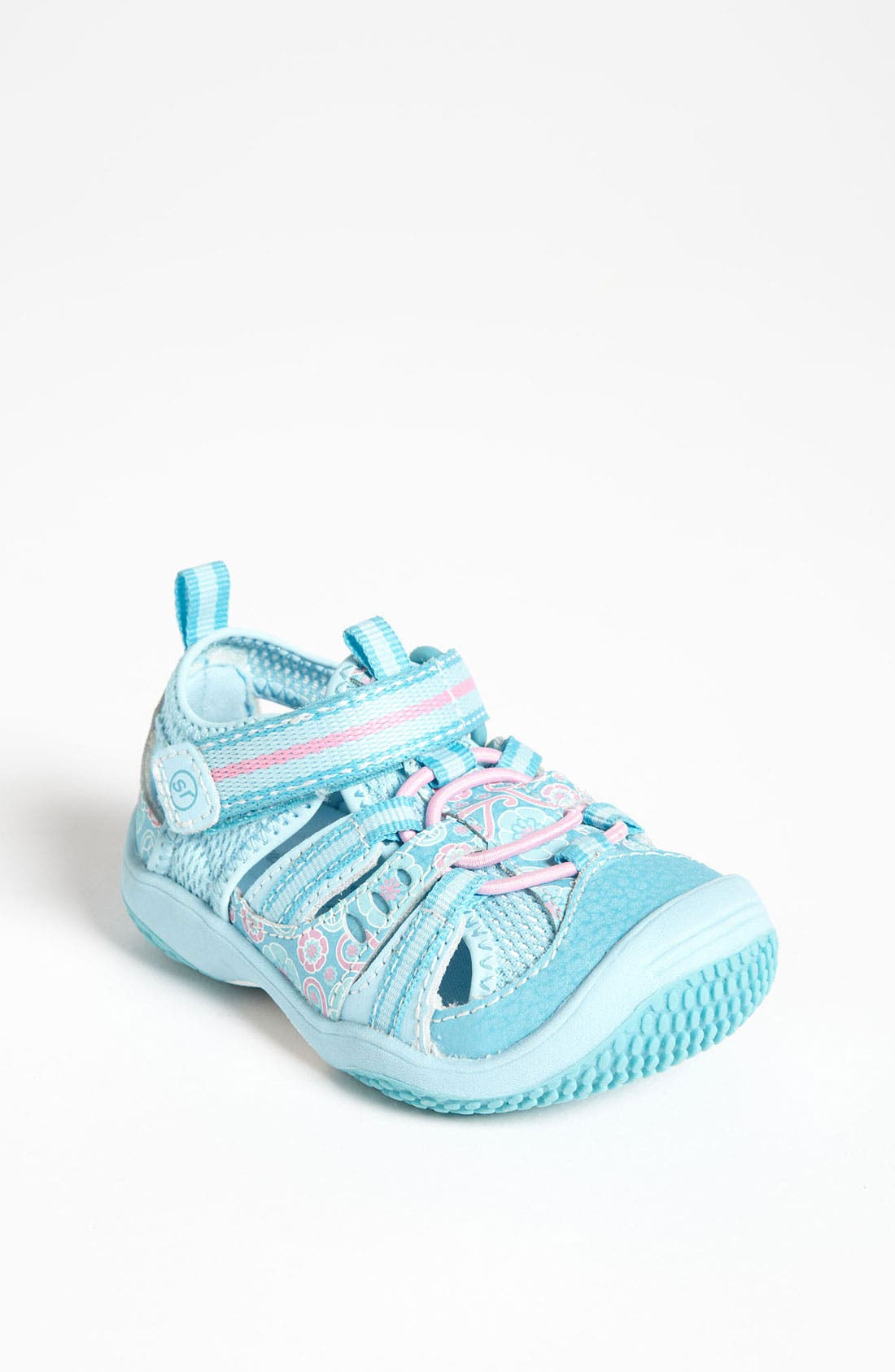 Main Image - Stride Rite 'Baby Petra' Sandal (Baby, Walker & Toddler)